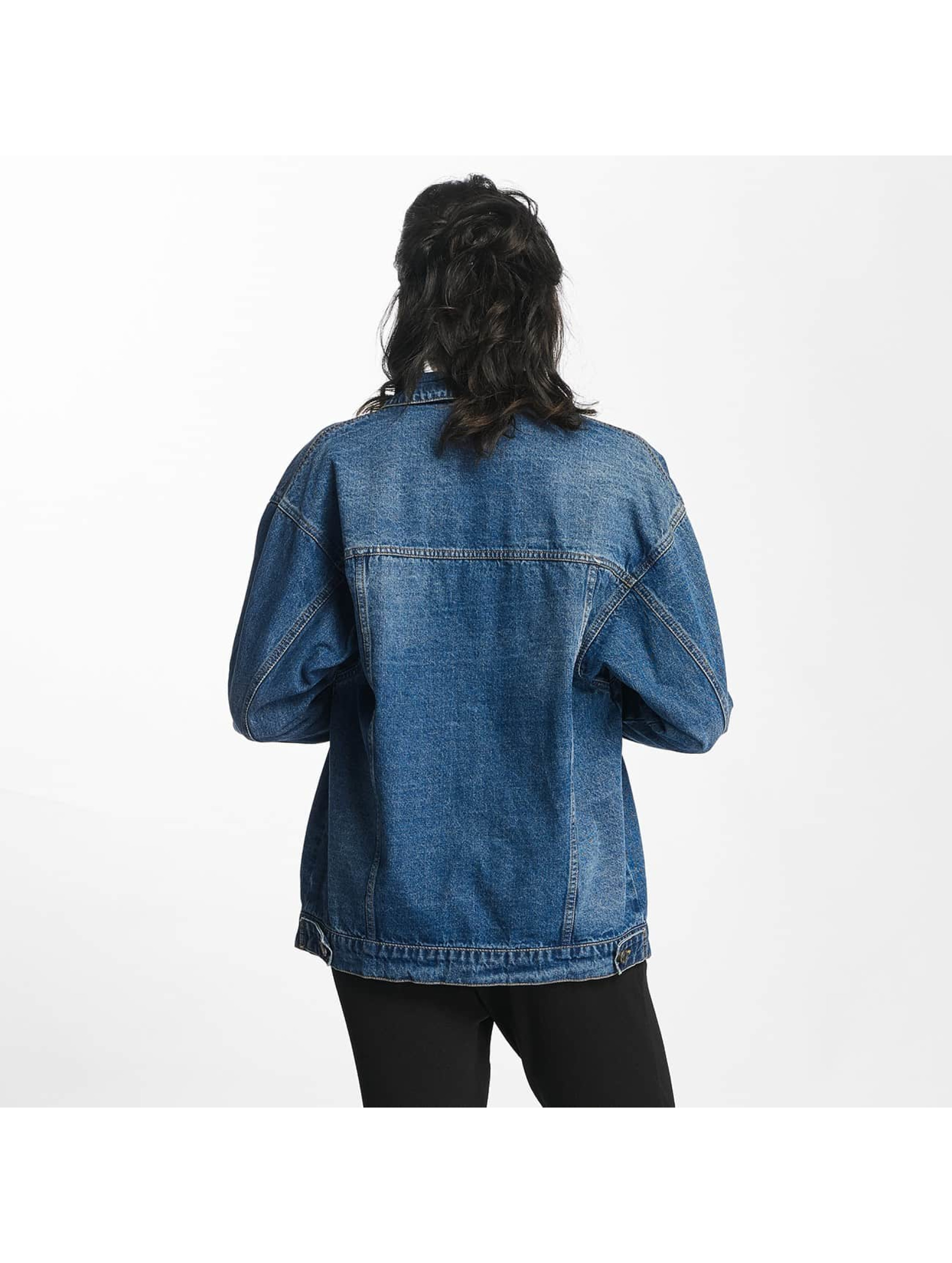 Noisy May Lightweight Jacket nmOli blue