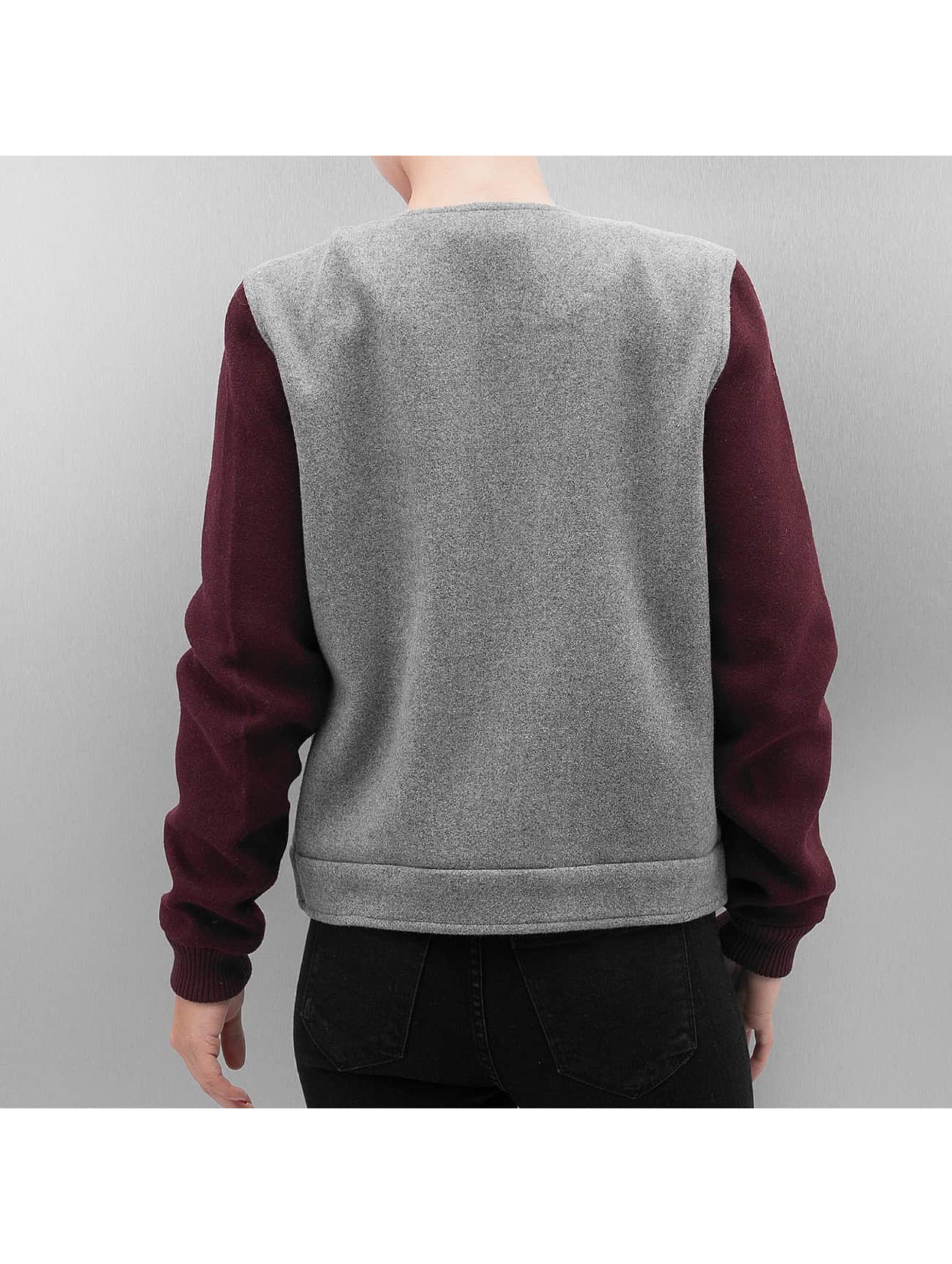 Noisy May Lightweight Jacket nmDylan gray