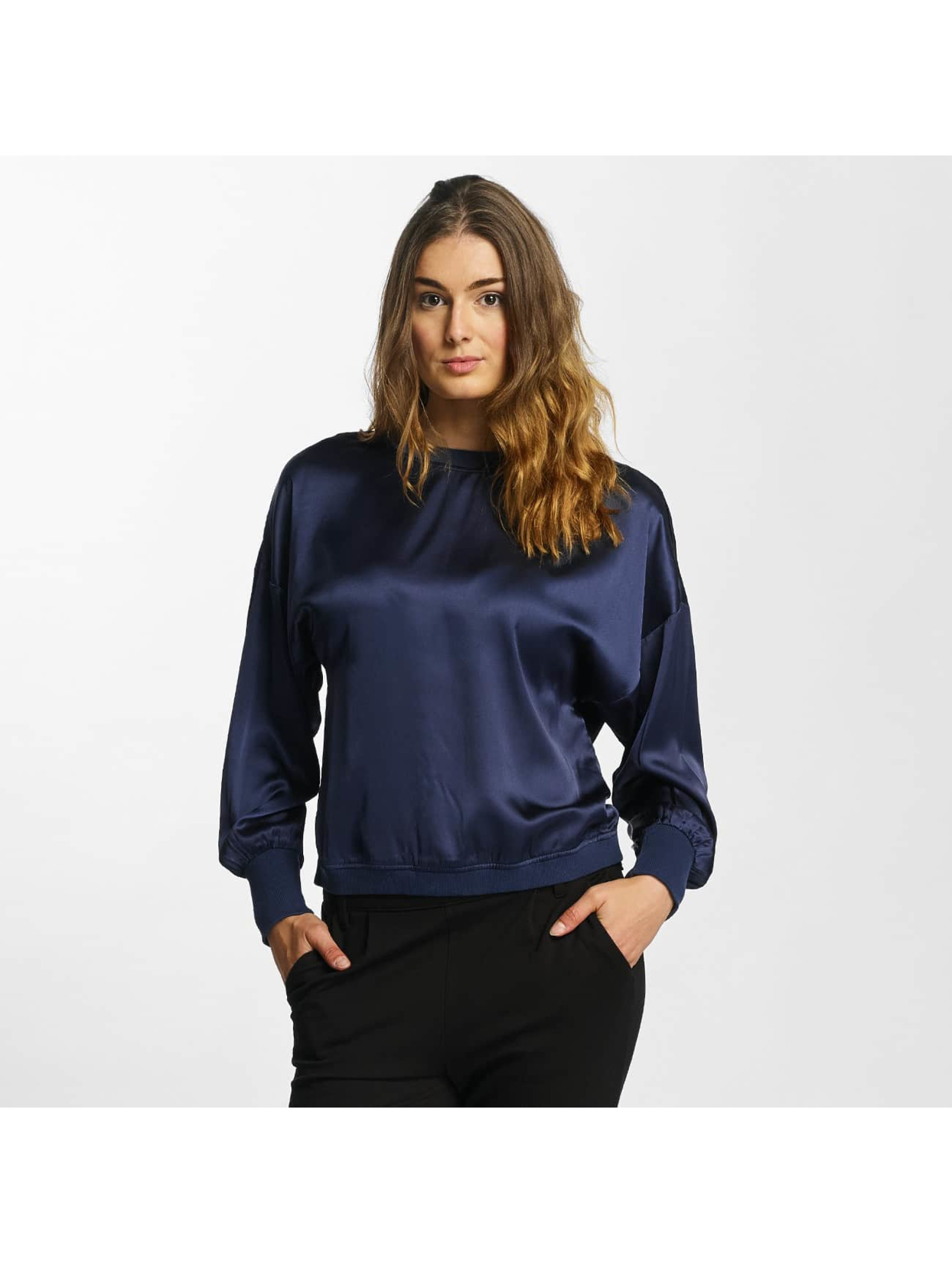 Noisy May Longsleeve nmFlus 3/4 Top SSX5 blue