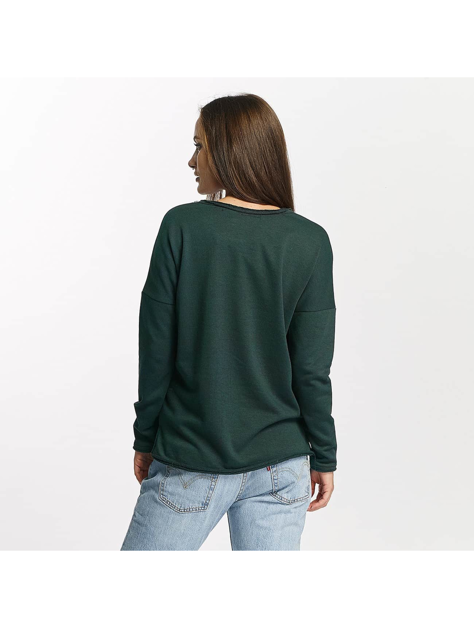 Noisy May Pullover nmChristian green
