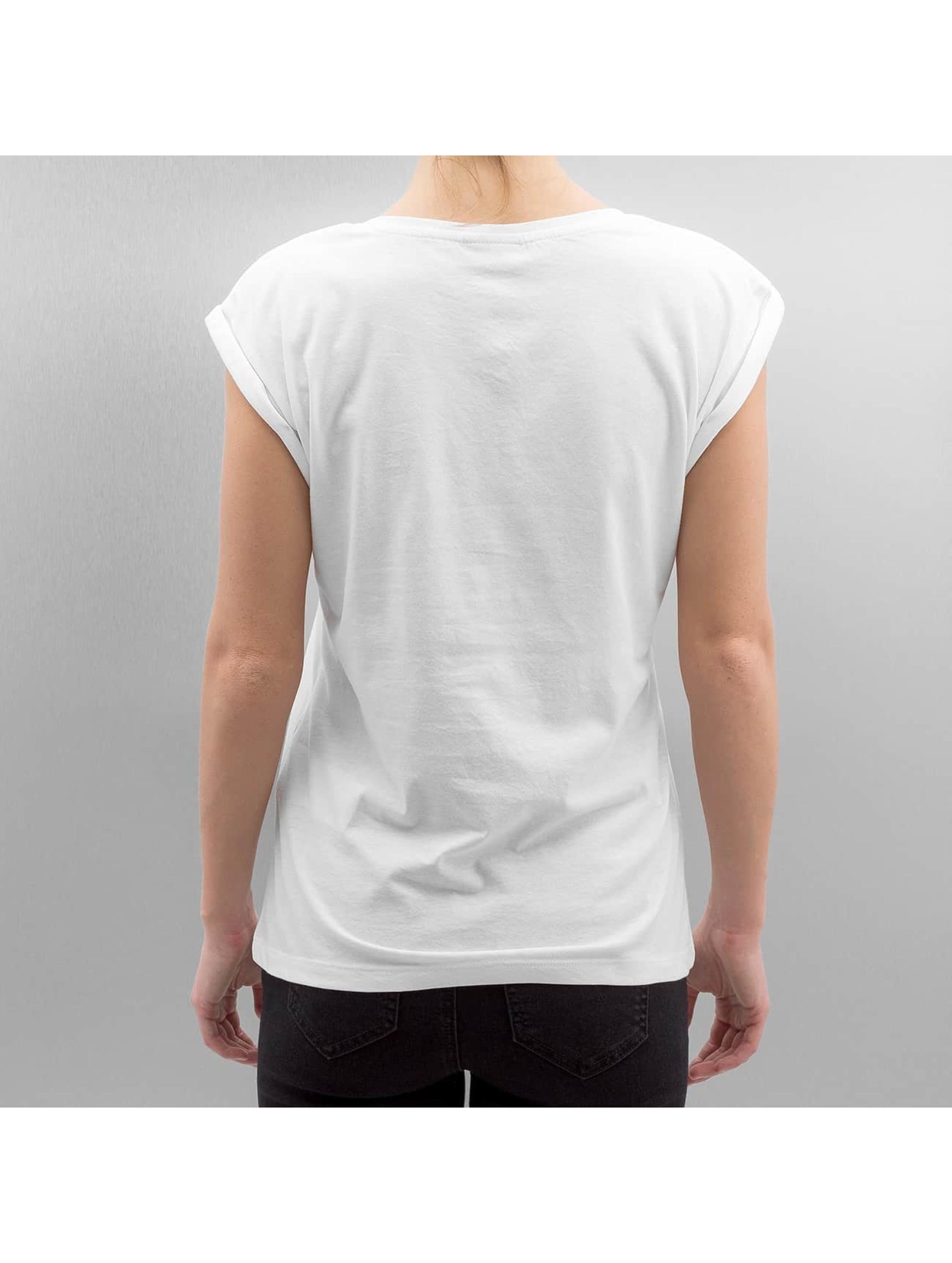 Noisy May T-Shirt nmAnders white