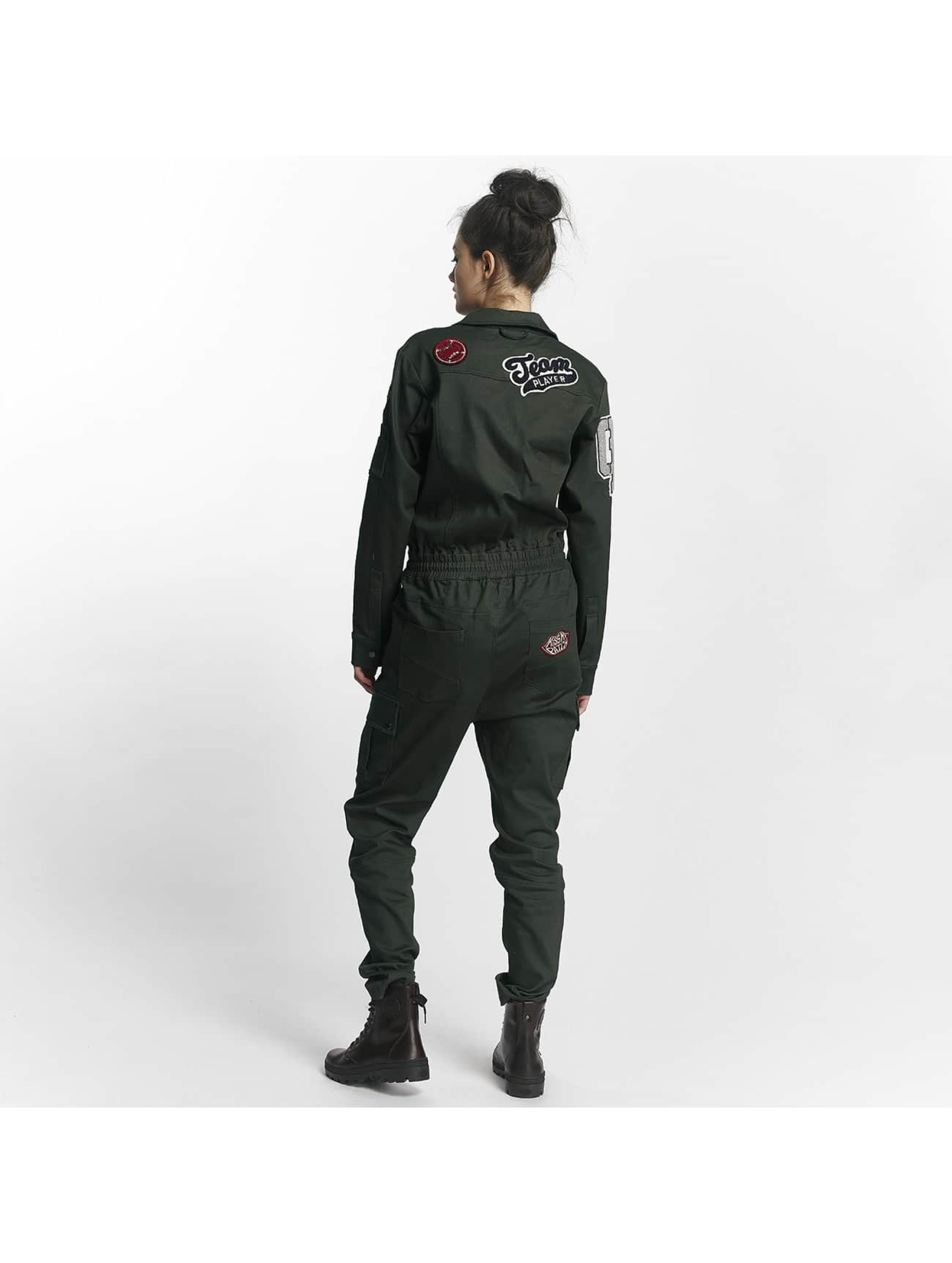 Onepiece Jumpsuits Stamina Patch green