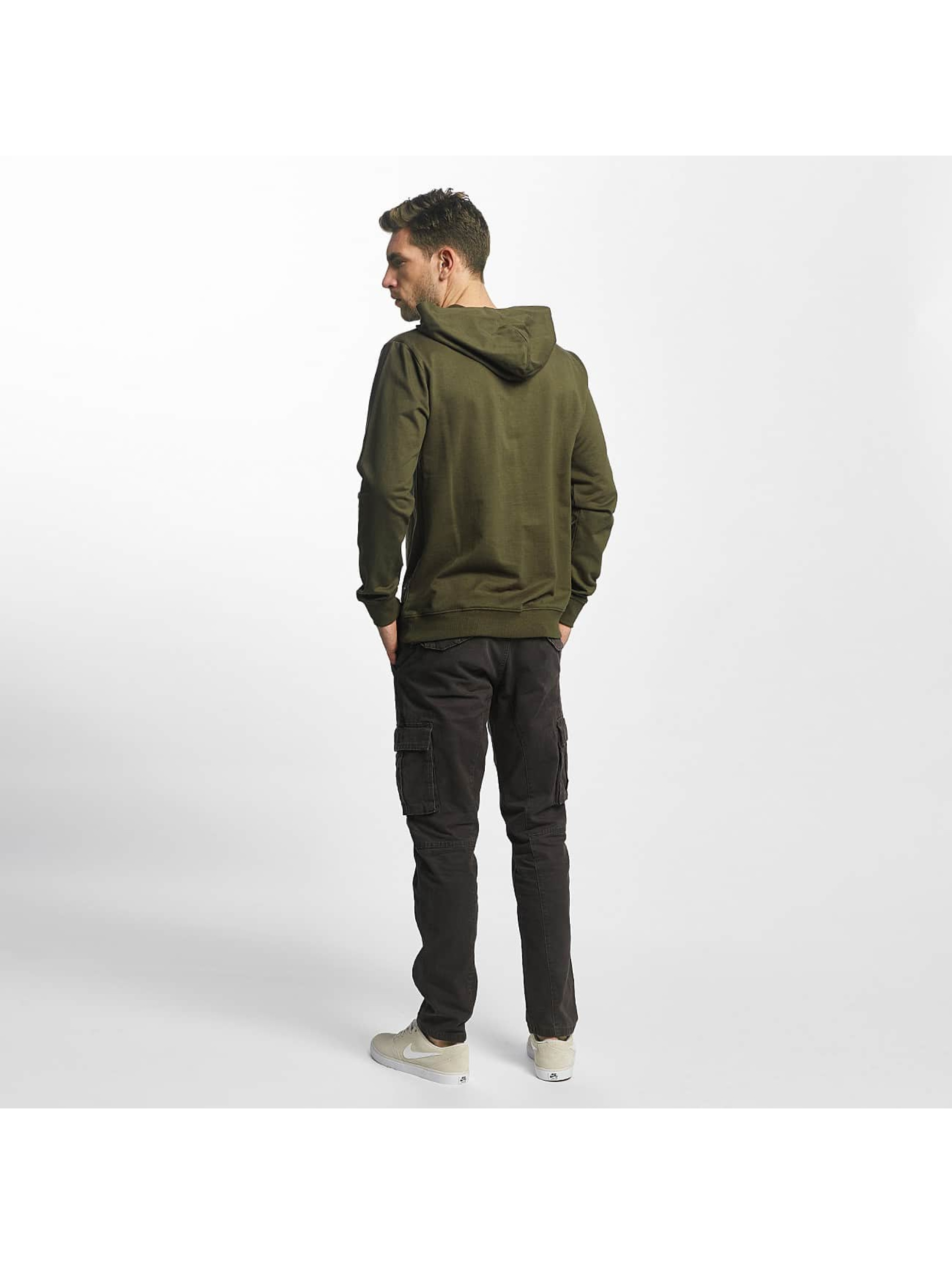 Only & Sons Hoodie onsCord green