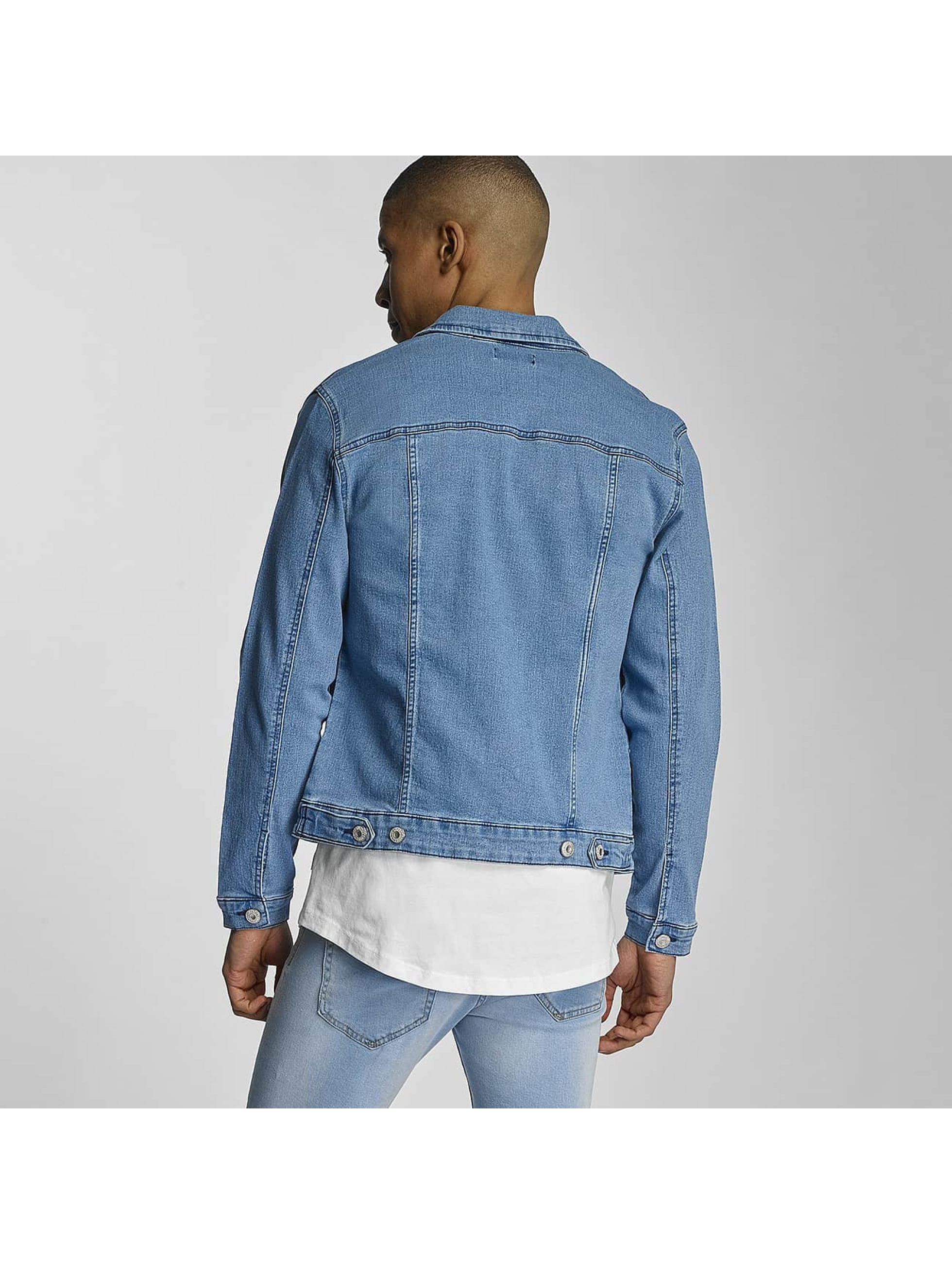 Only & Sons Lightweight Jacket onsChris Camp blue