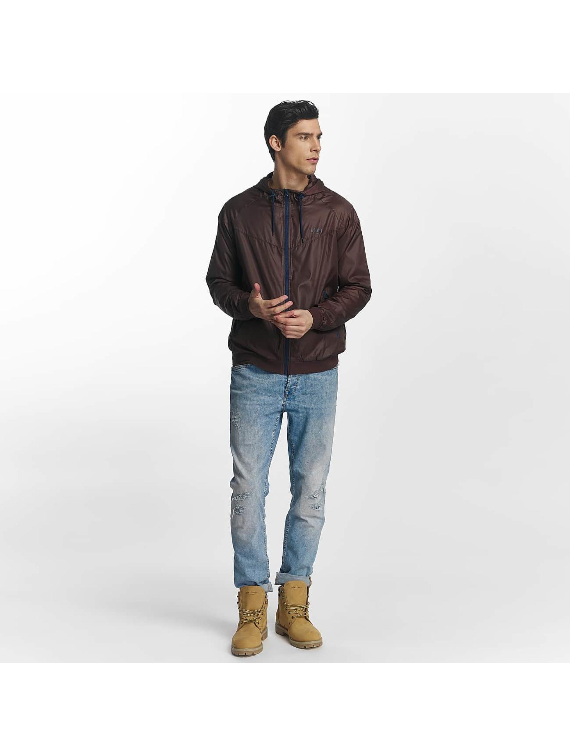 Only & Sons Lightweight Jacket onsStefan brown