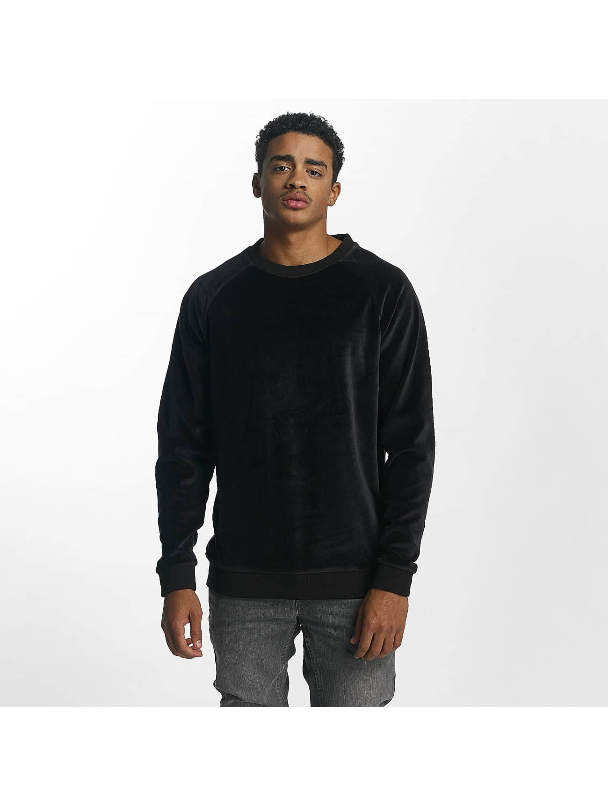 Only & Sons Pullover onsTheo Velour blue
