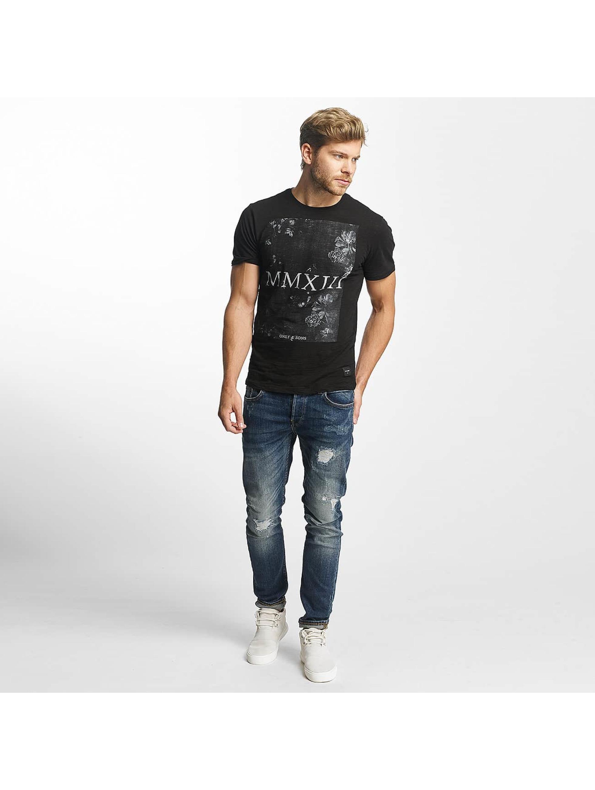 Only & Sons T-Shirt onsMax black