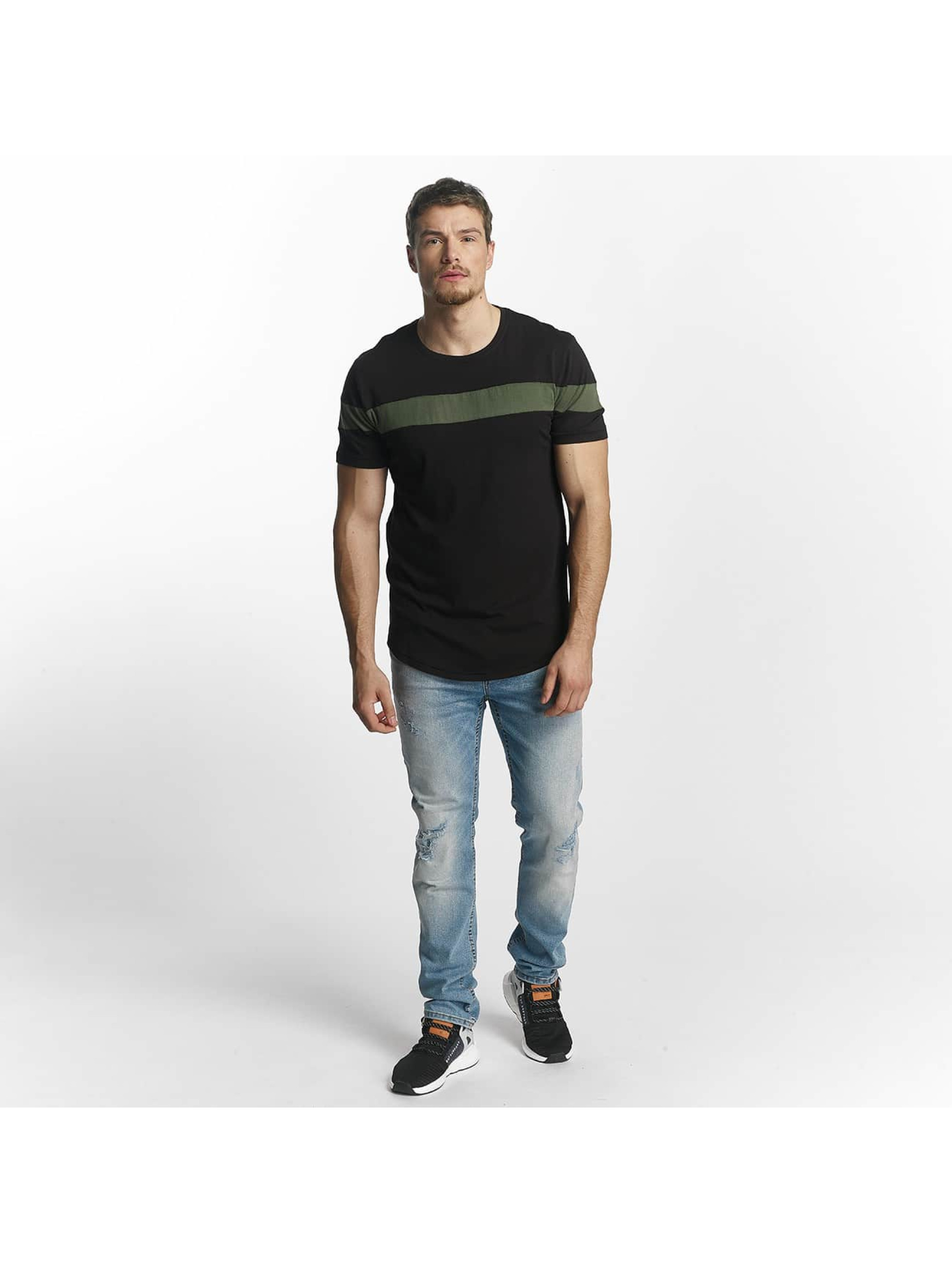 Only & Sons T-Shirt onsMilo black