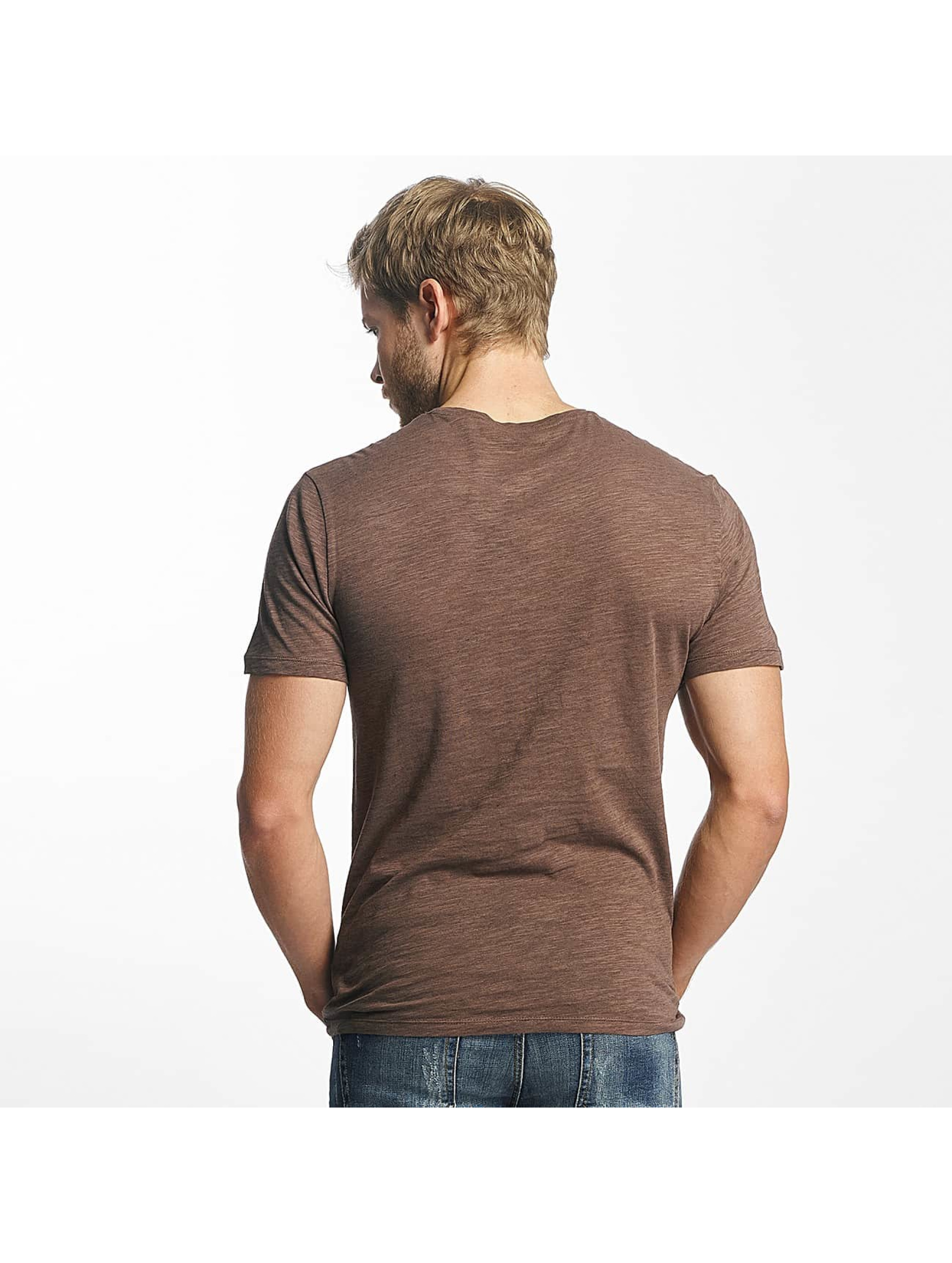 Only & Sons T-Shirt onsMax brown