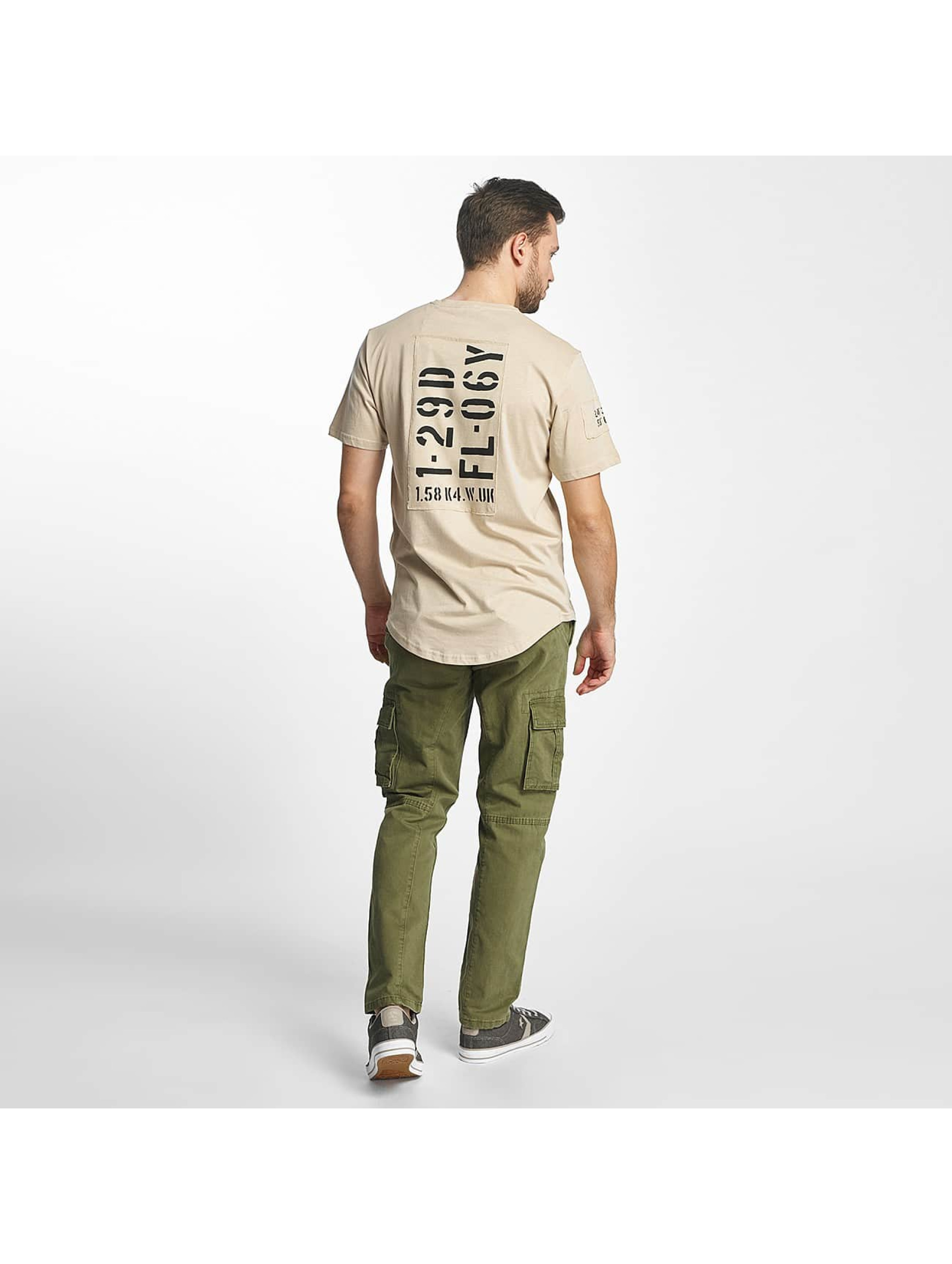 Only & Sons T-Shirt onsCamp gray
