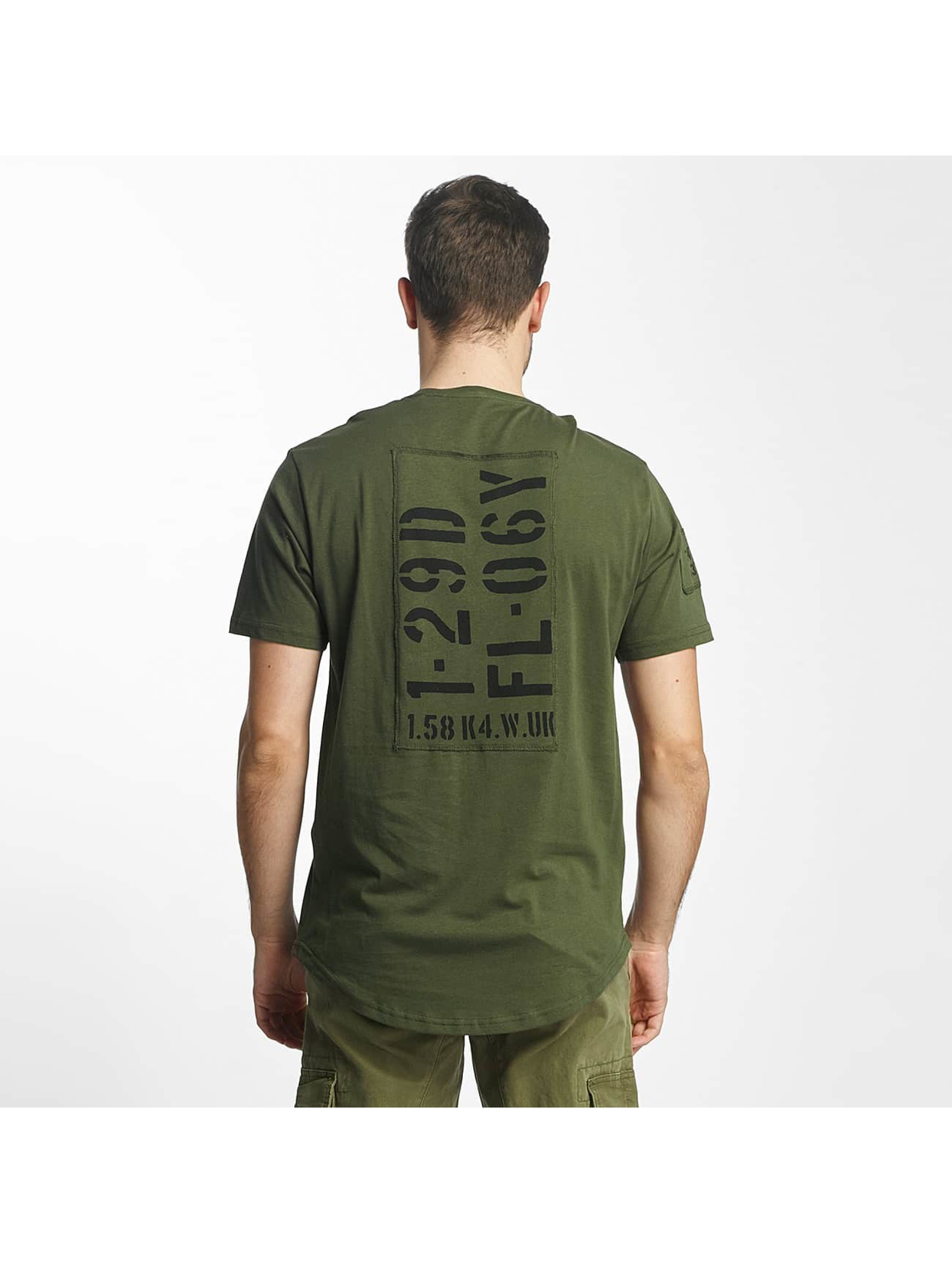 Only & Sons T-Shirt onsCamp green