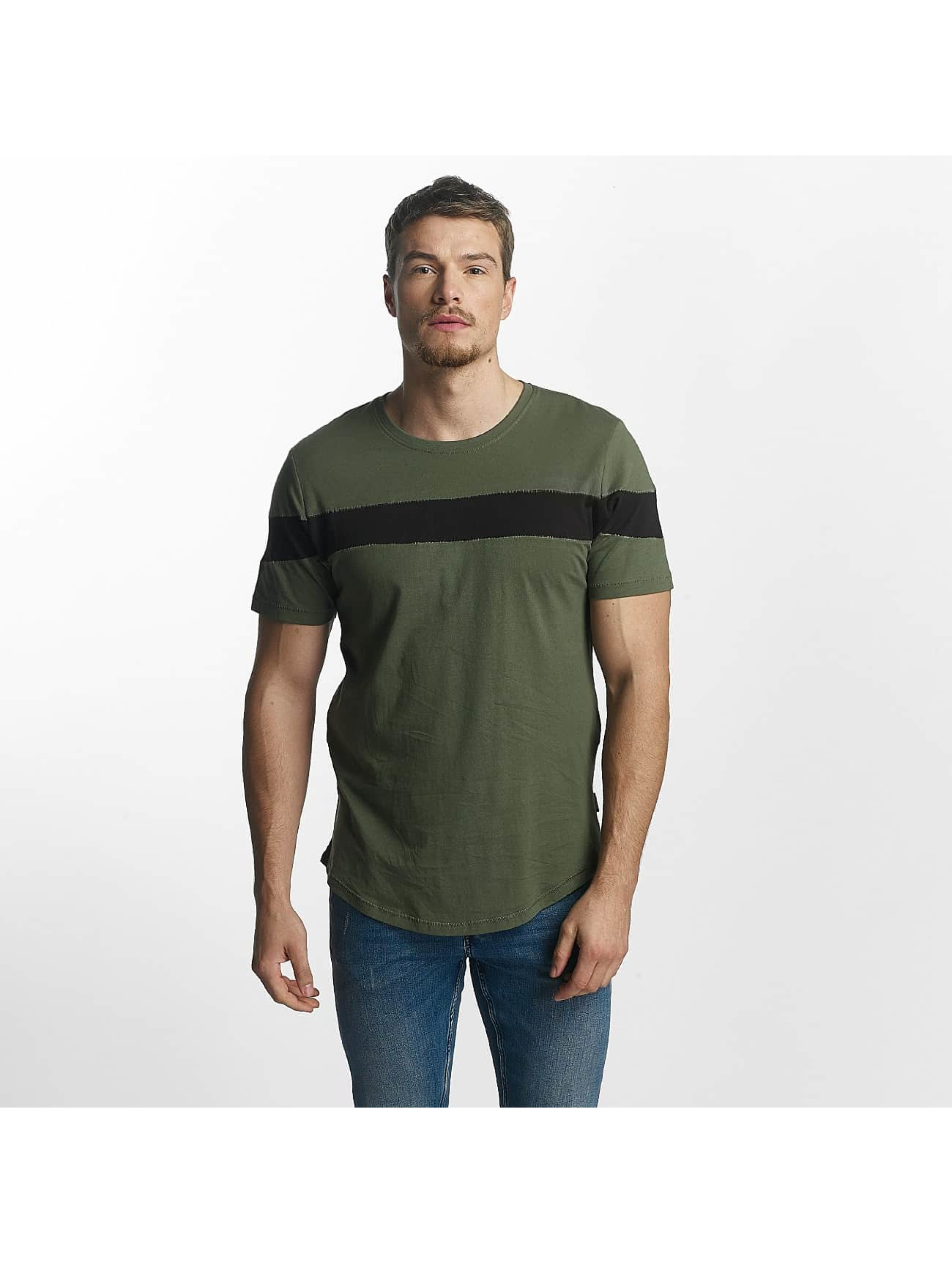 Only & Sons T-Shirt onsMilo green