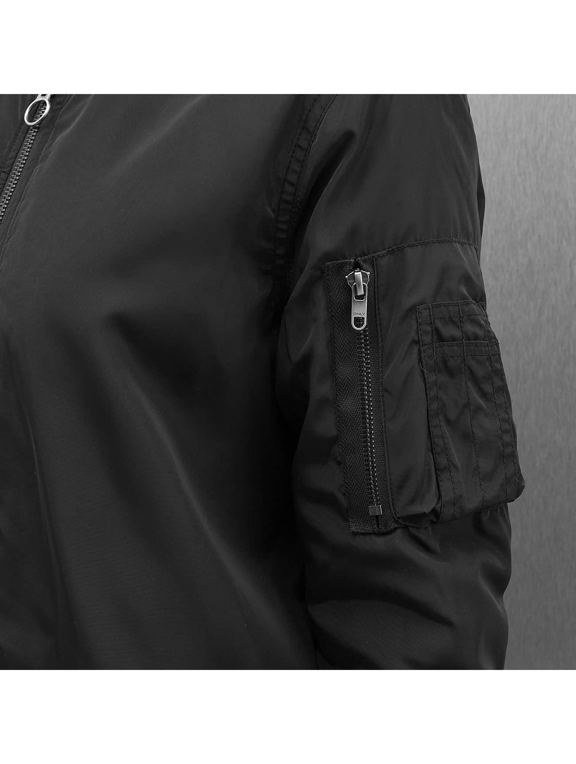 Only Bomber jacket OnlAlina black