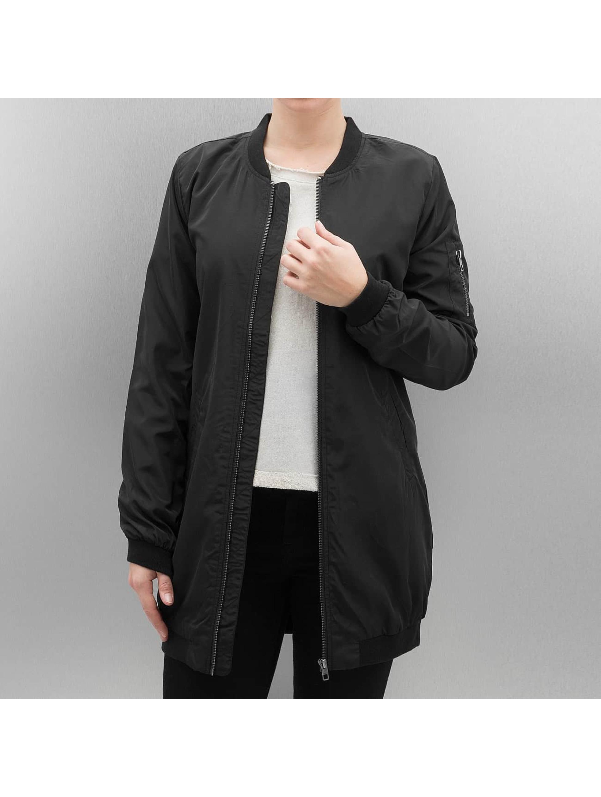 Only Bomber jacket onlLinea Long black