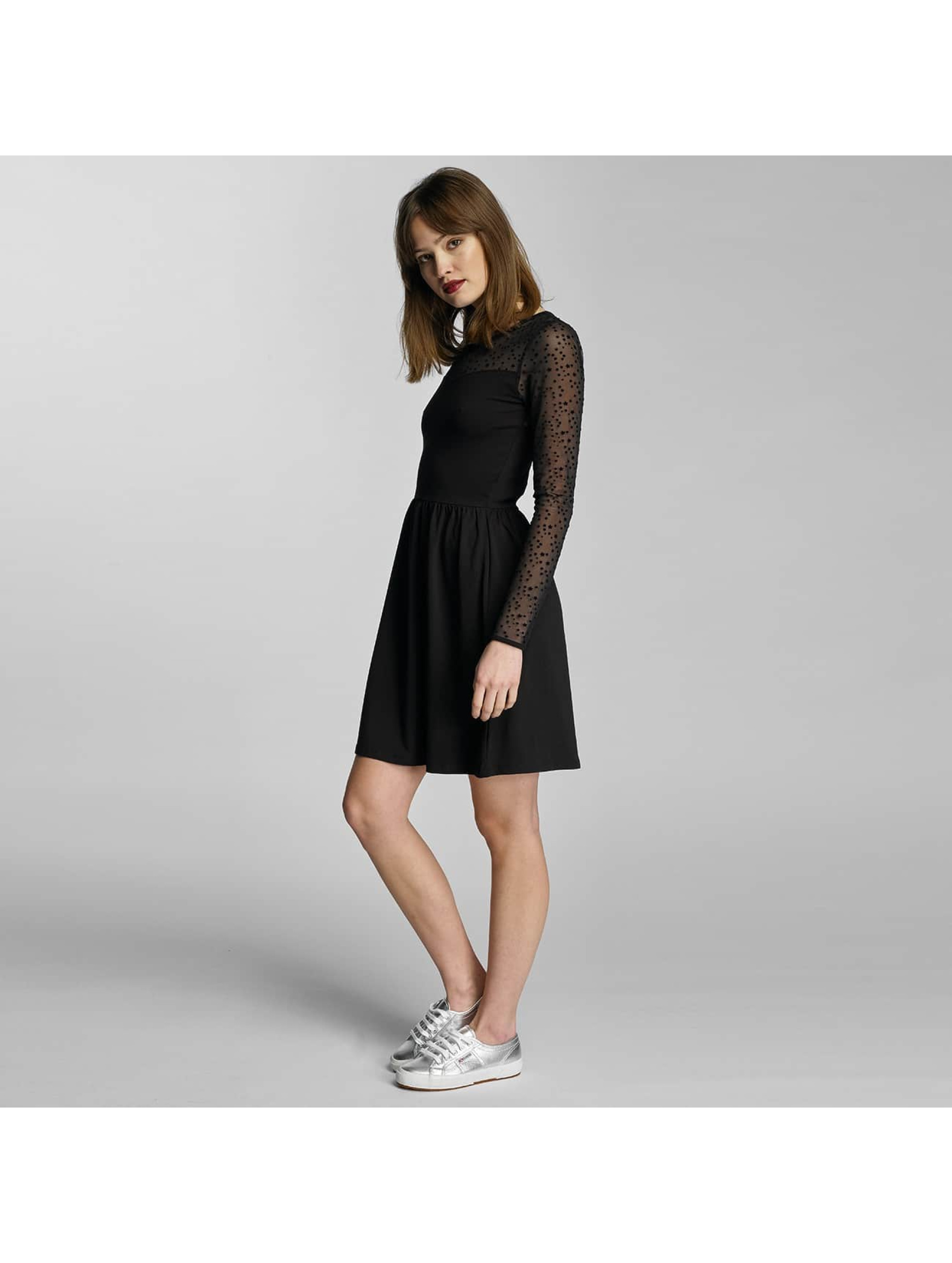 Only Dress onlNiella Mesh Star black