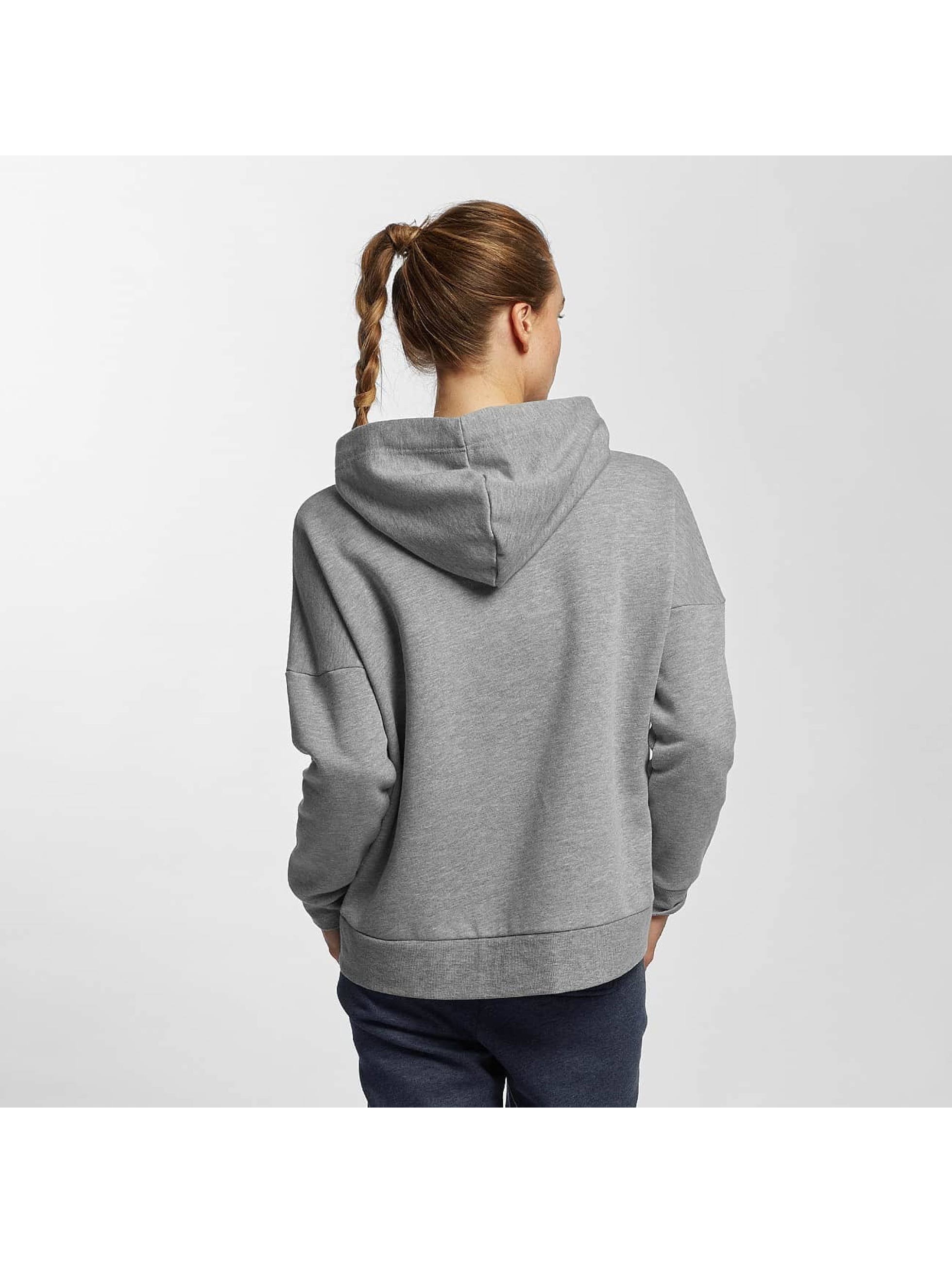 Only Hoodie onlAshley gray
