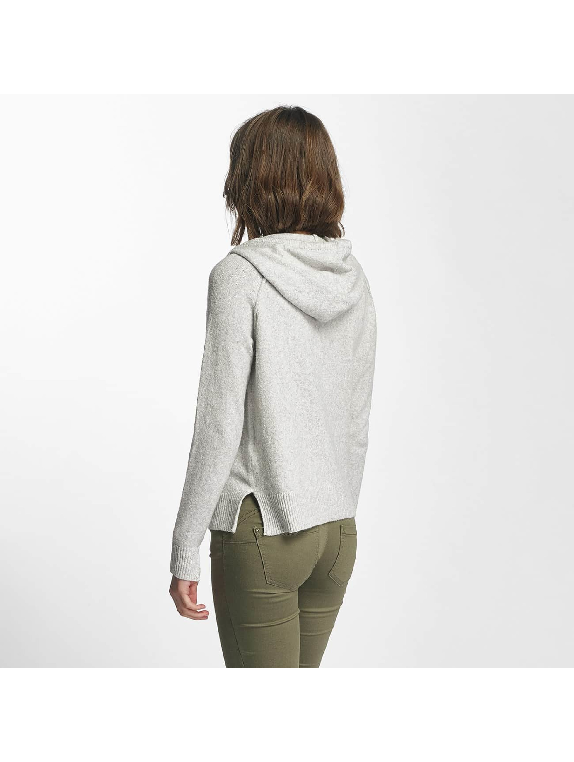 Only Hoodie onlCelia Knit white