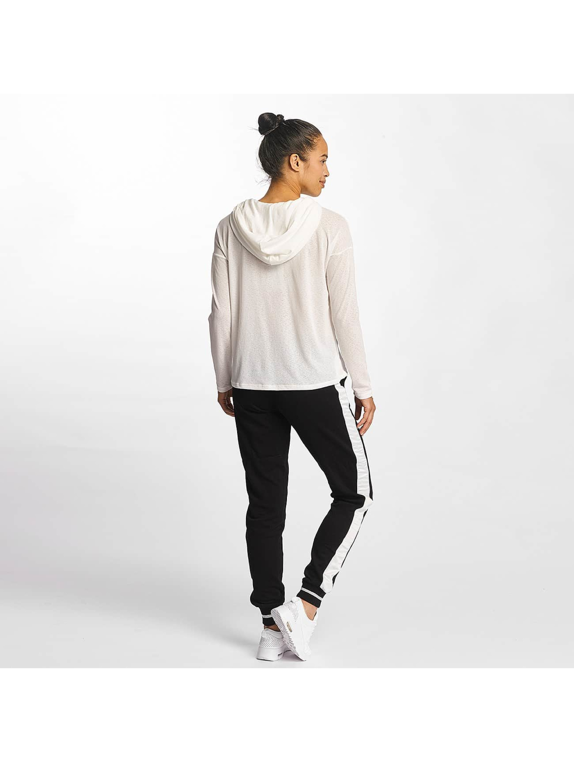 Only Hoodie onlSofia white