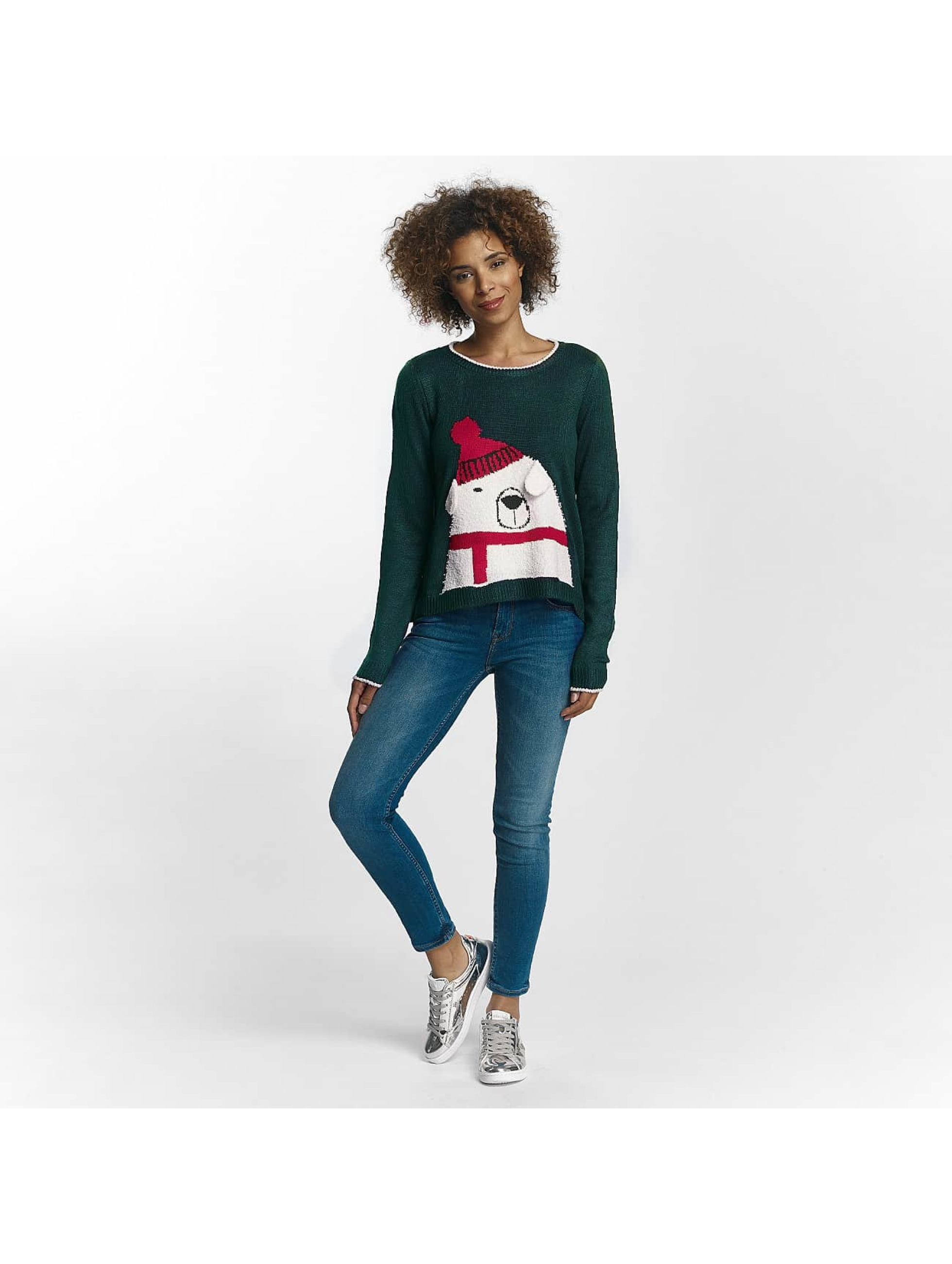 Only Pullover onlX green