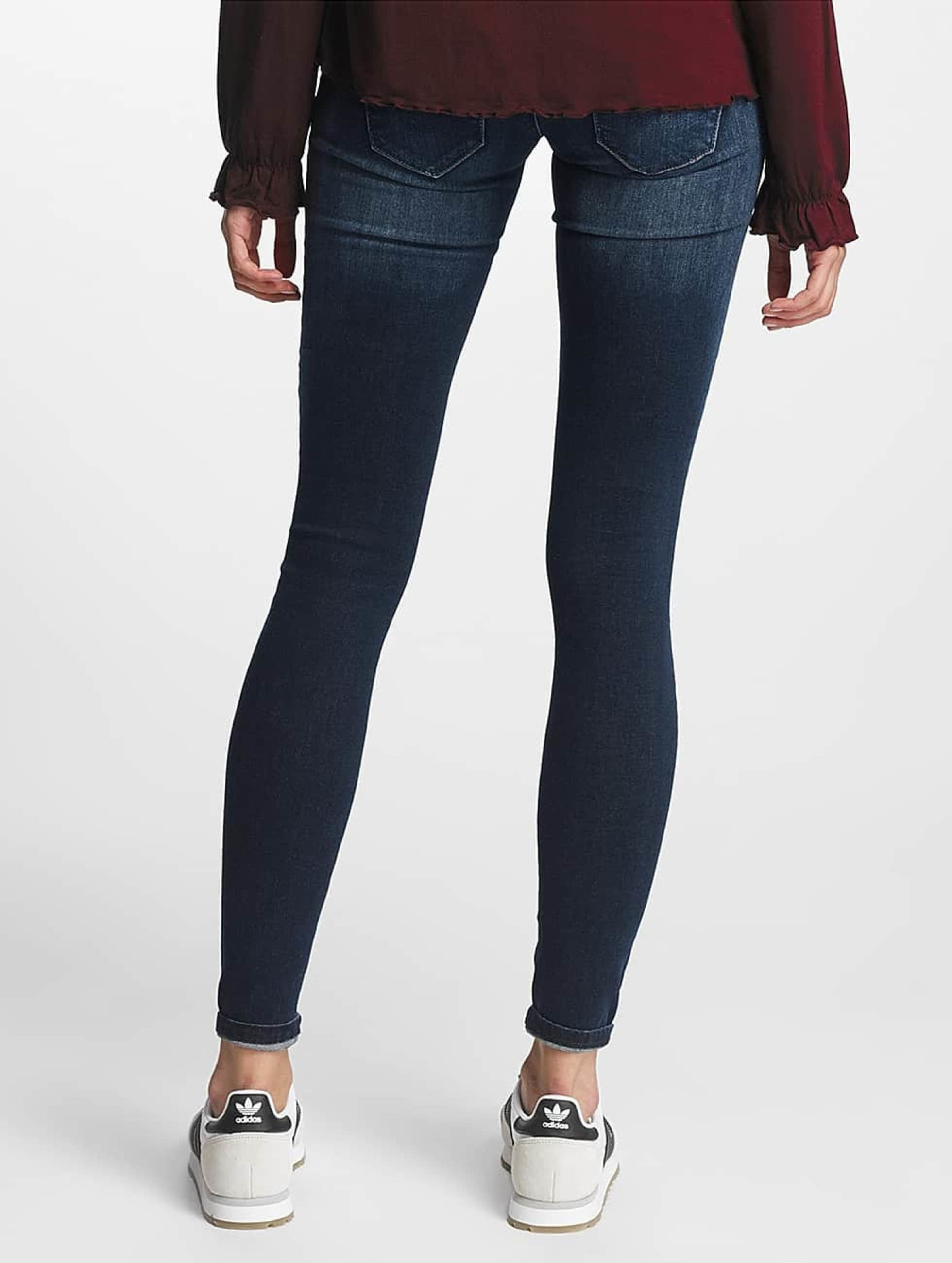 Only Skinny Jeans onlDylan Low Pushup Denim blue