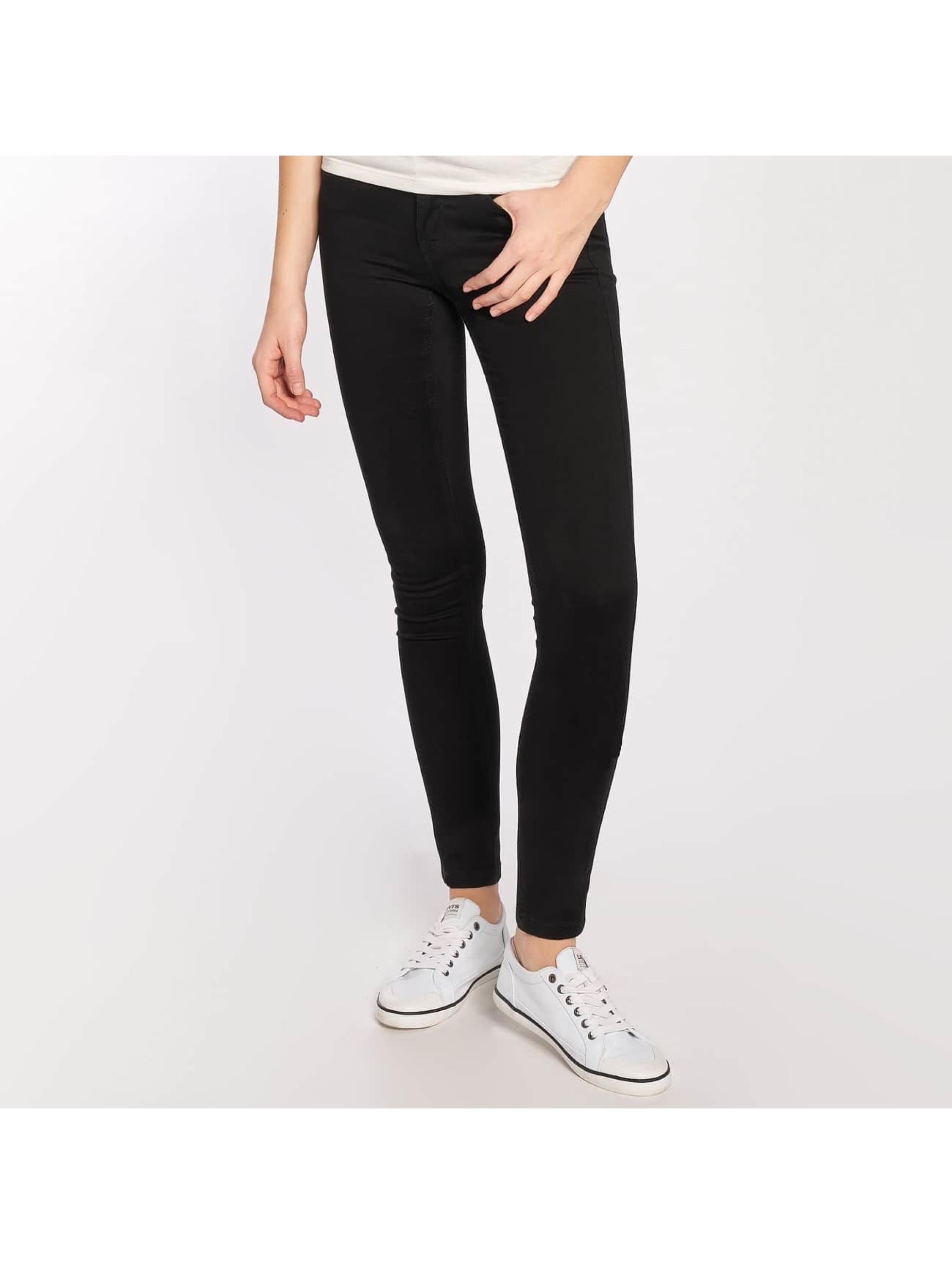 only damen skinny jeans soft ultimate in schwarz 176147. Black Bedroom Furniture Sets. Home Design Ideas