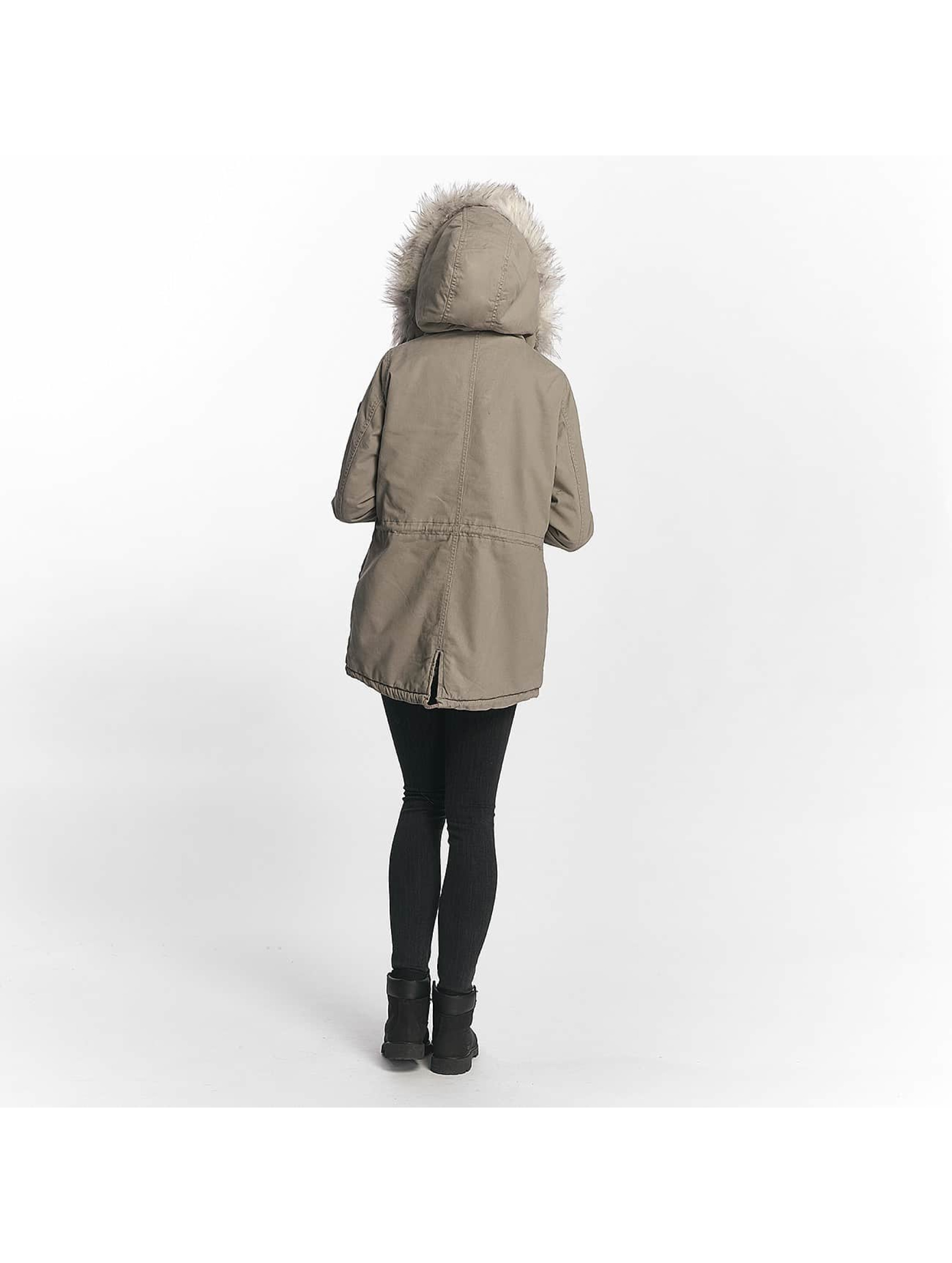 Only Winter Jacket onlDanielle beige