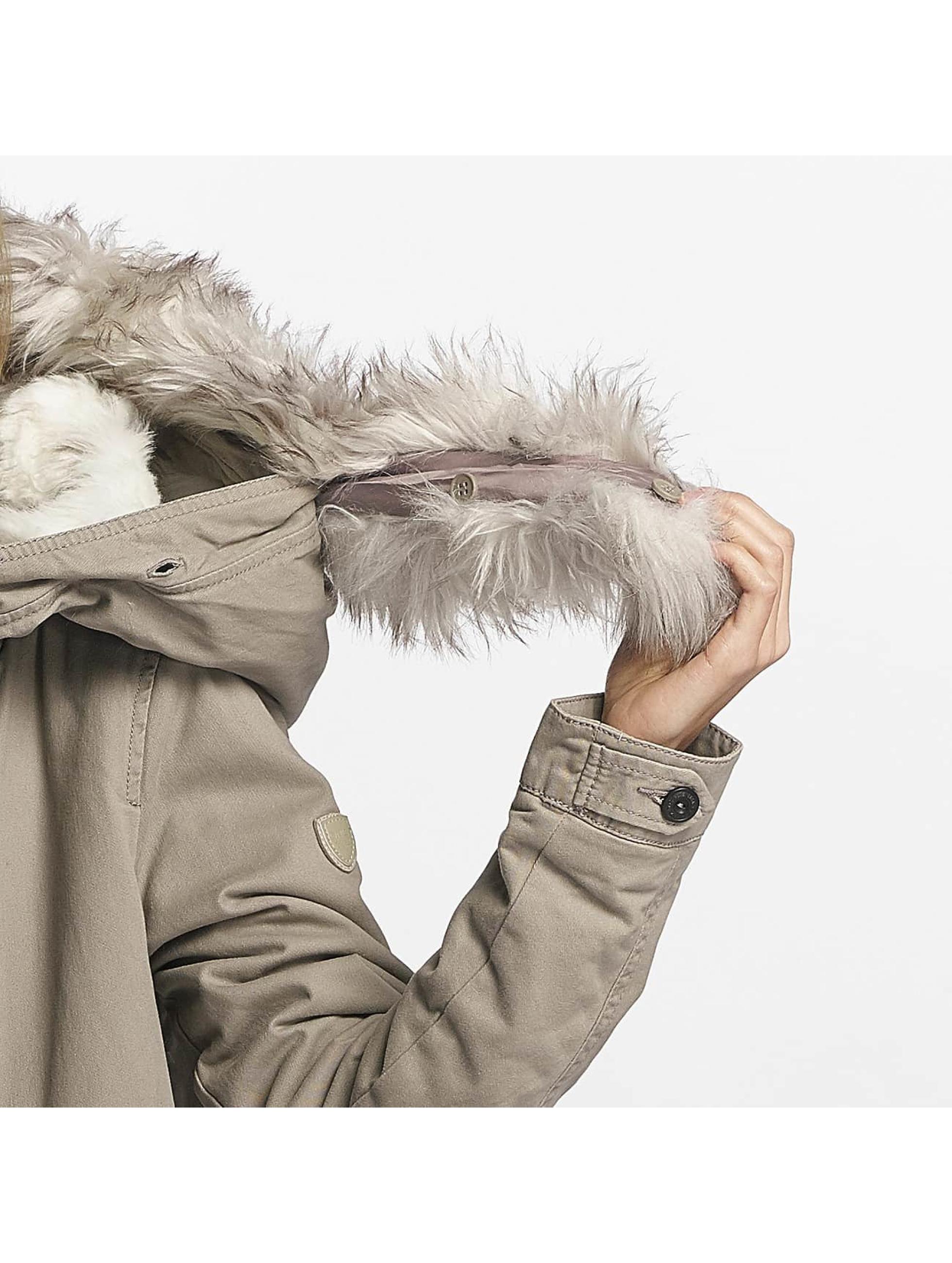 Only Winter Jacket onlDanielle beige