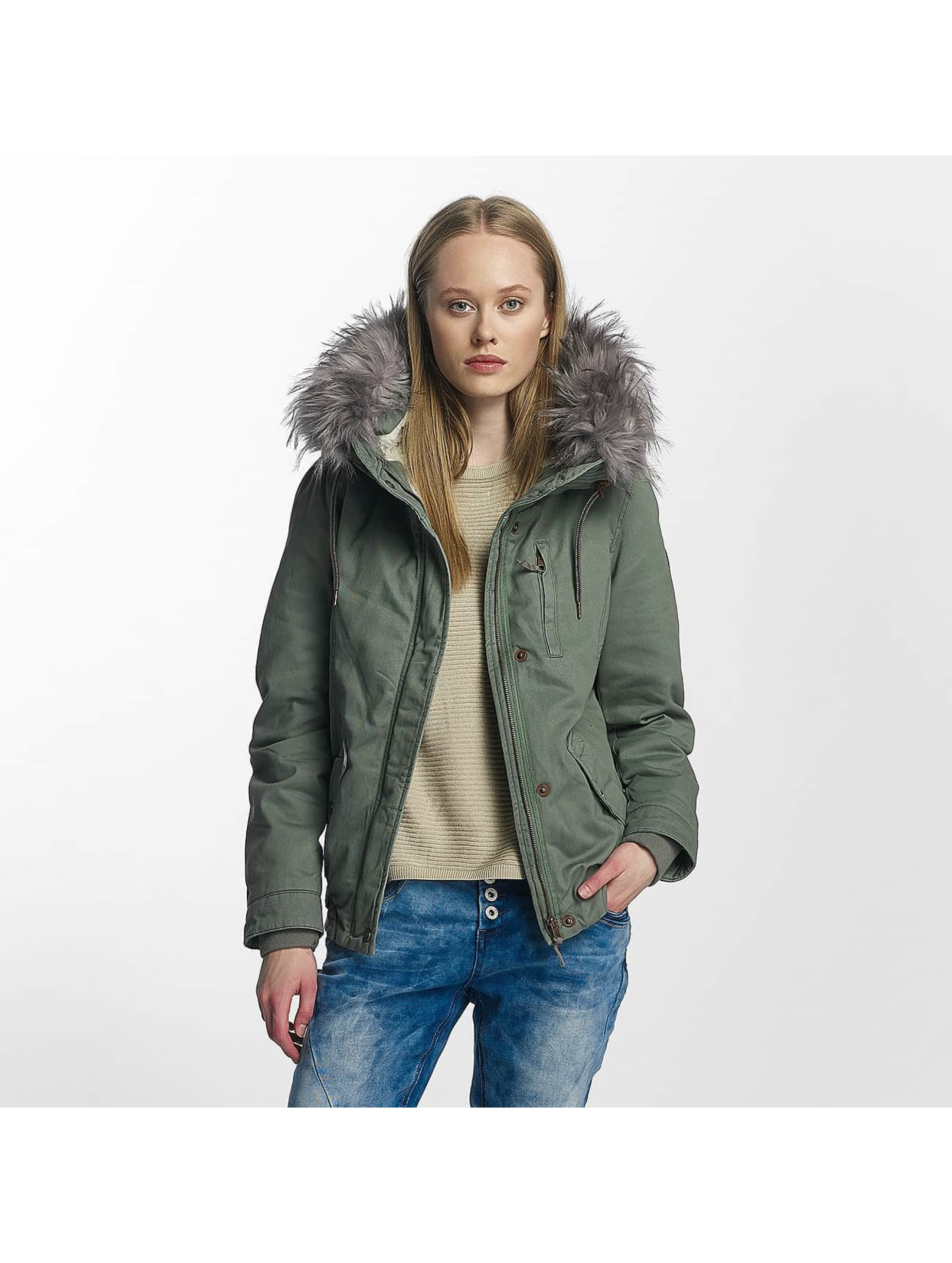 Only Winter Jacket onlNova green