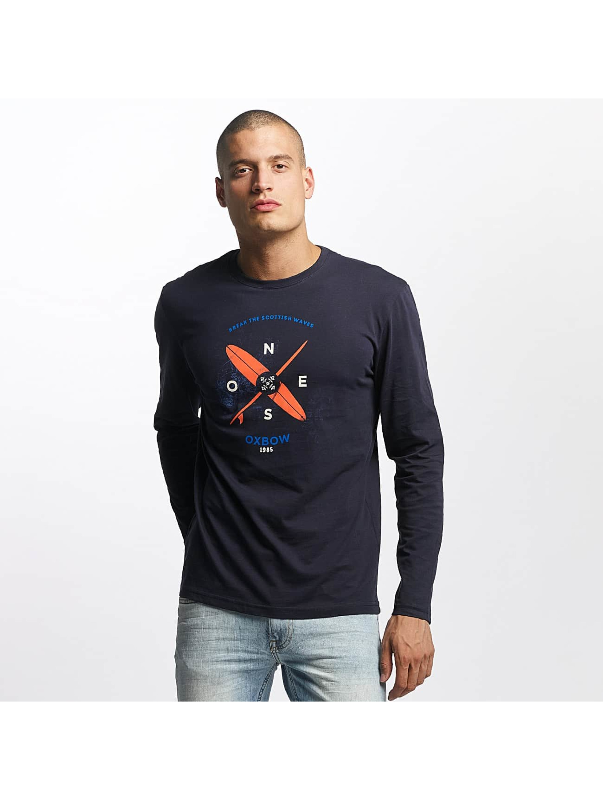 Oxbow Longsleeve Tarbo blue