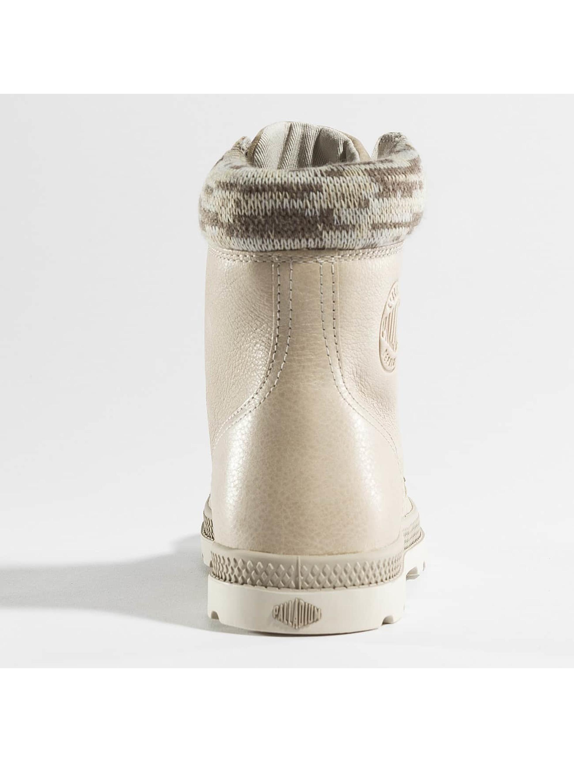 Palladium Boots Pampa Hi Knit LP Boots beige