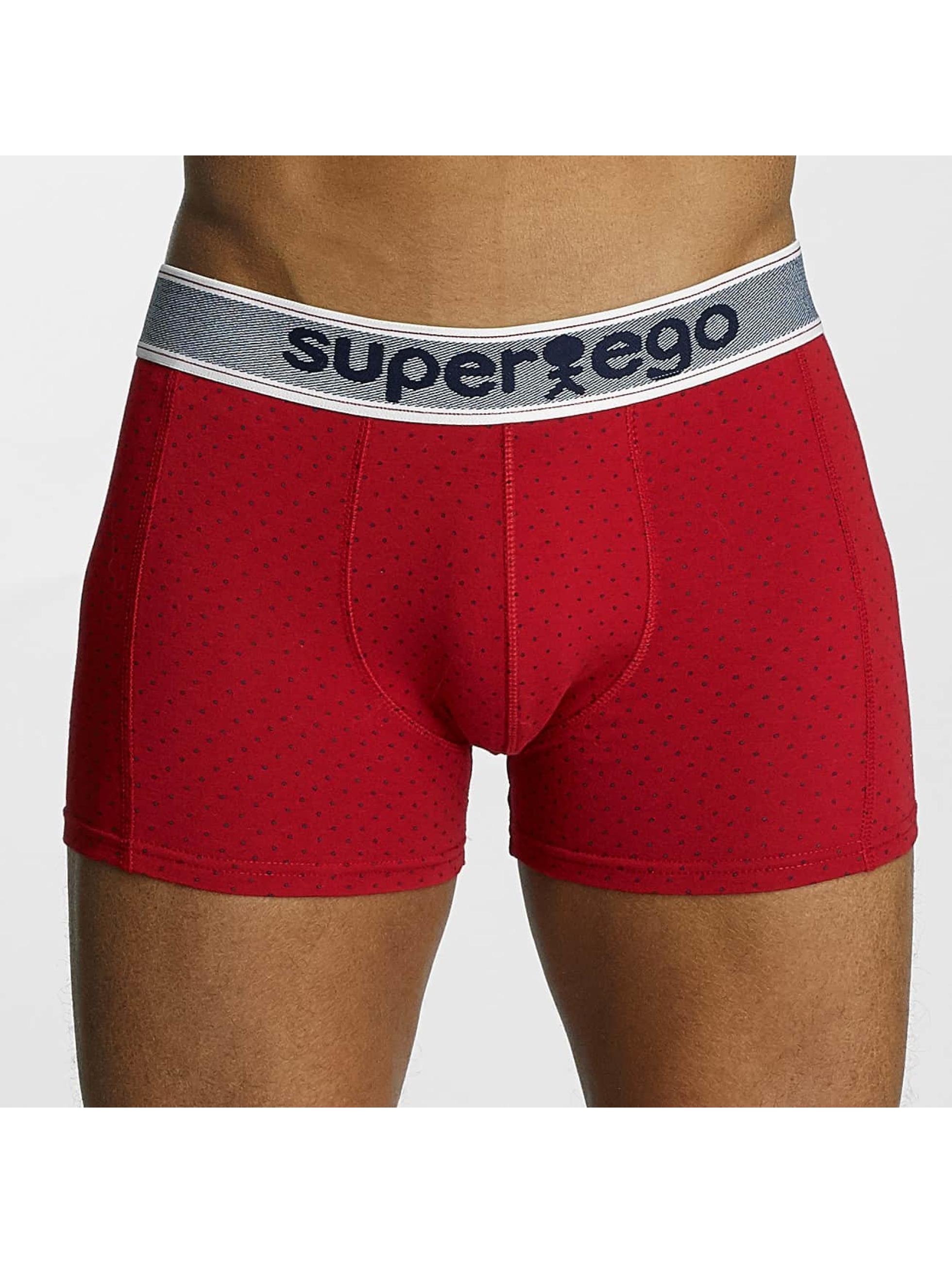 Paris Premium Boxer Short Dimitrios red