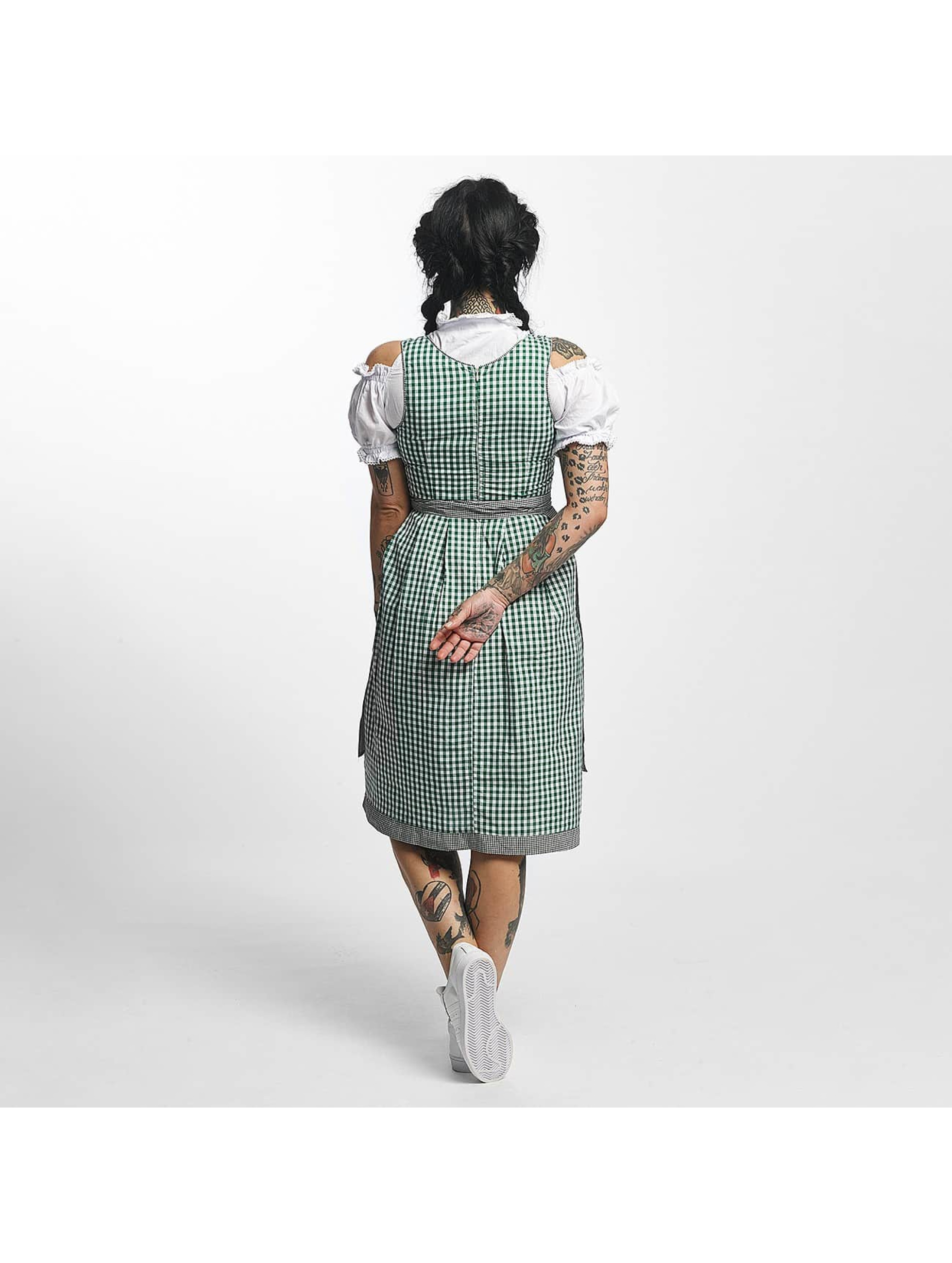 Paris Premium Dress Traditional green