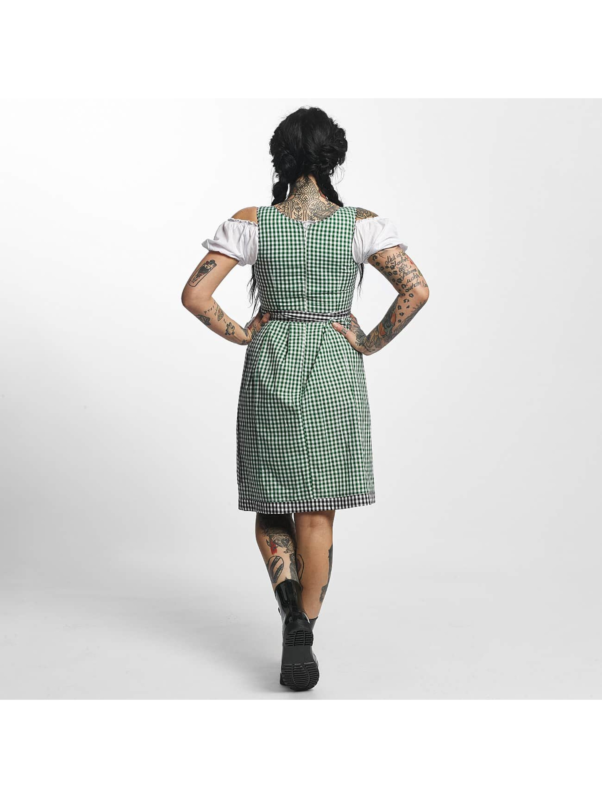 Paris Premium Dress Traditional II green