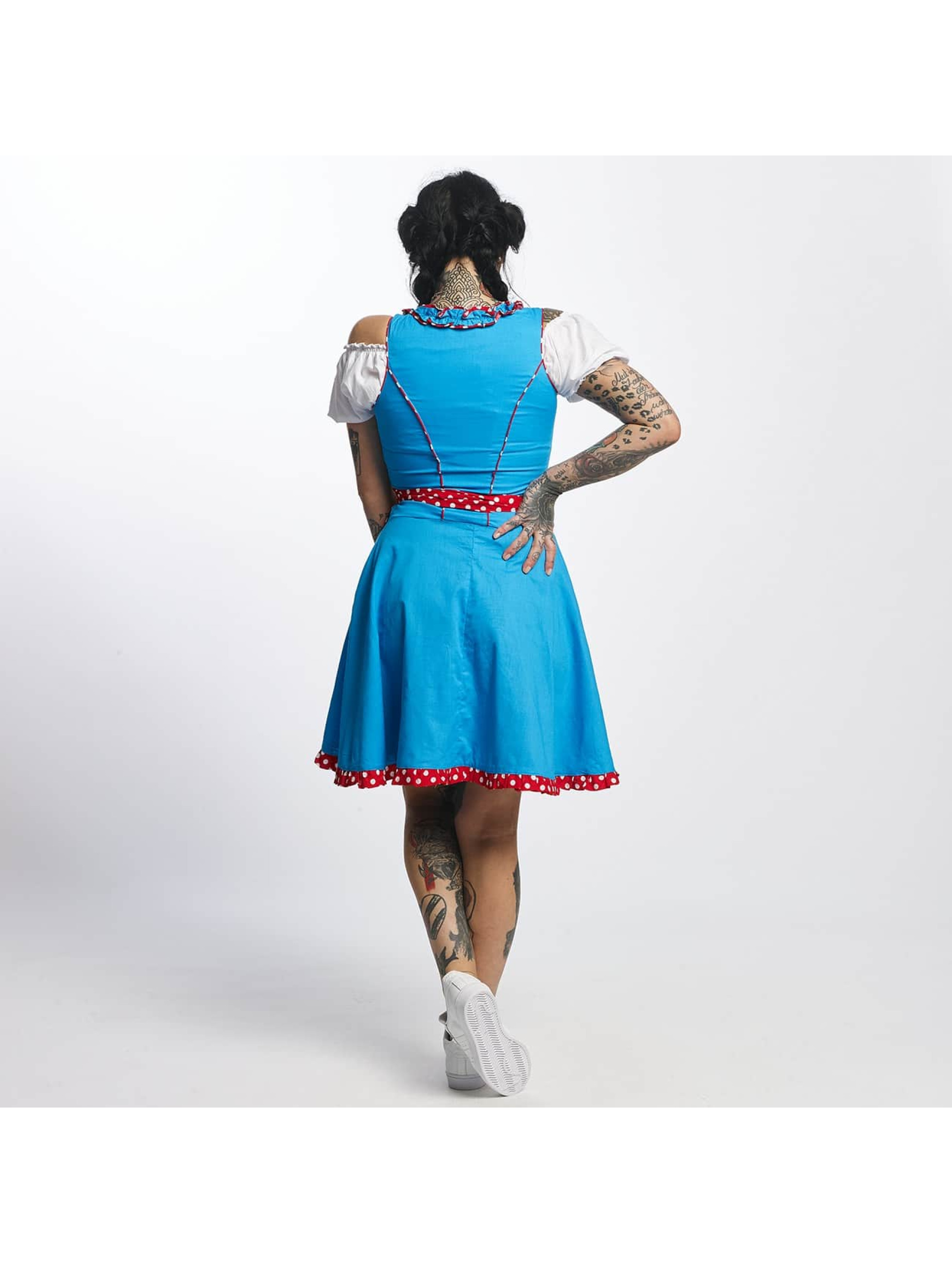 Paris Premium Dress Funny turquoise