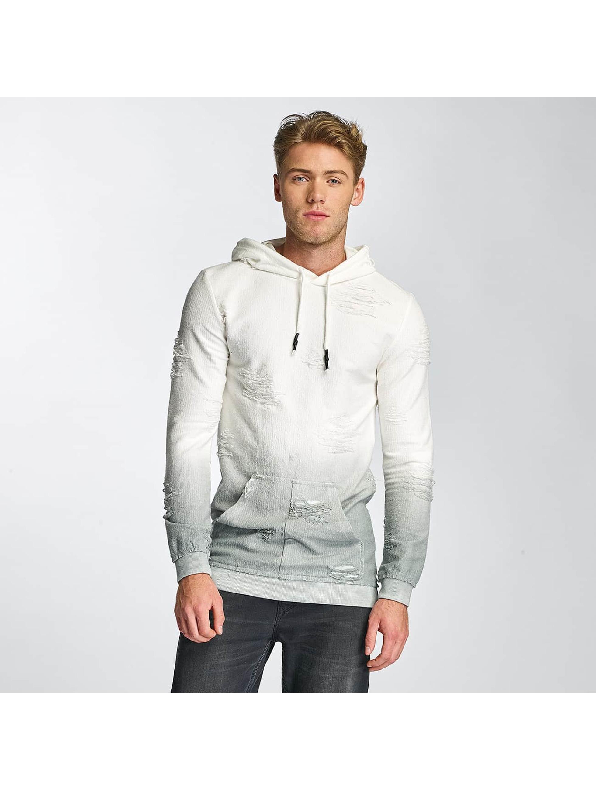 Paris Premium Hoodie Two Tone gray