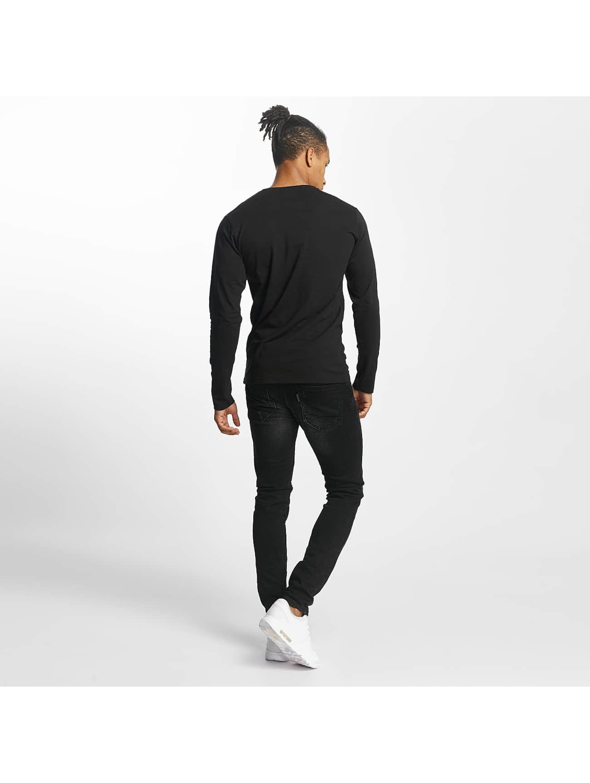 Paris Premium Longsleeve Basic black