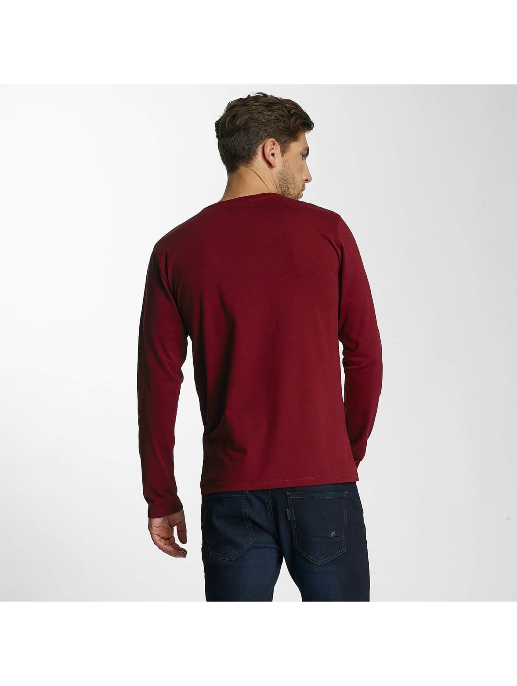 Paris Premium Longsleeve Basic red