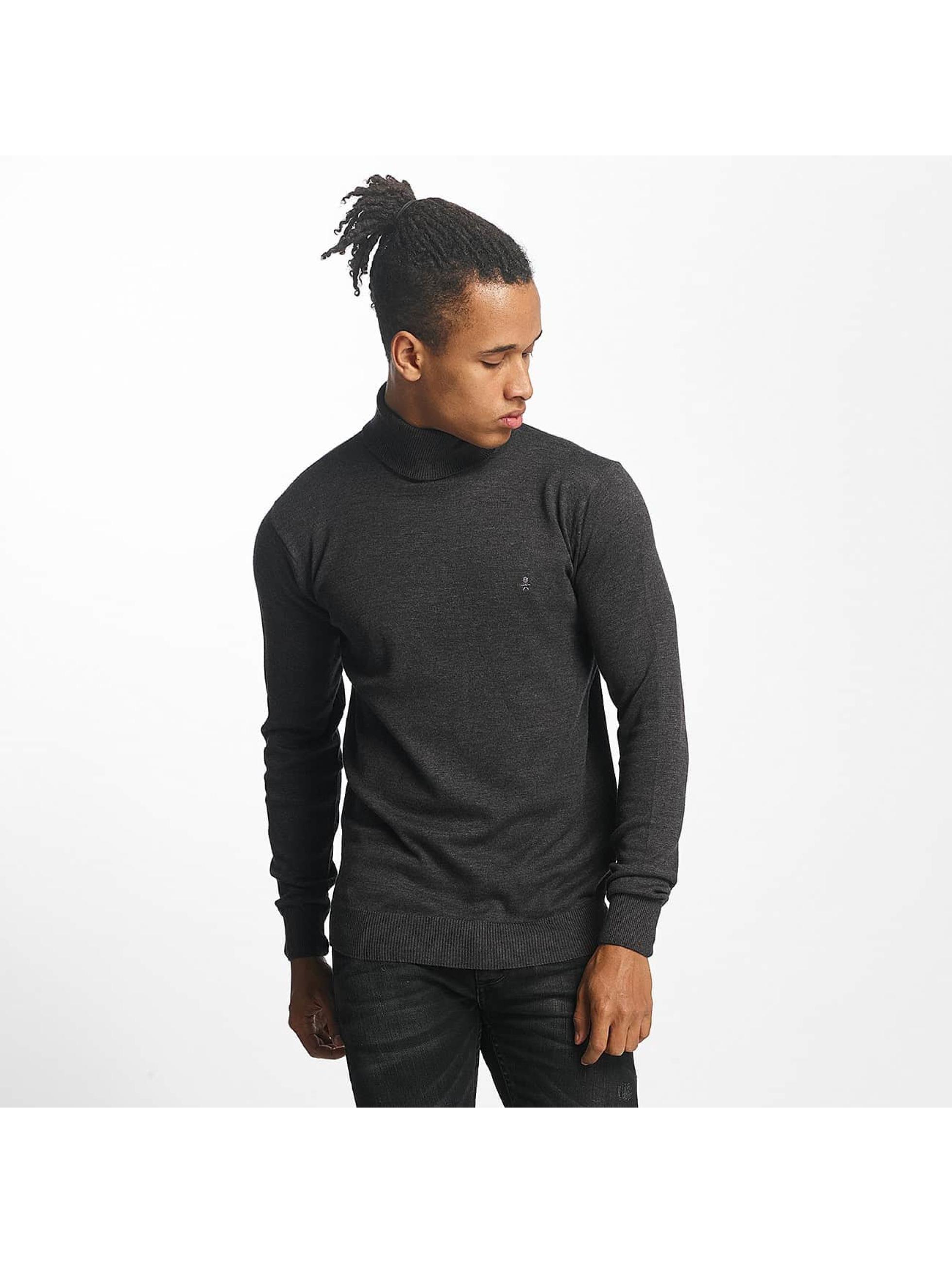 Paris Premium Pullover Kahului gray
