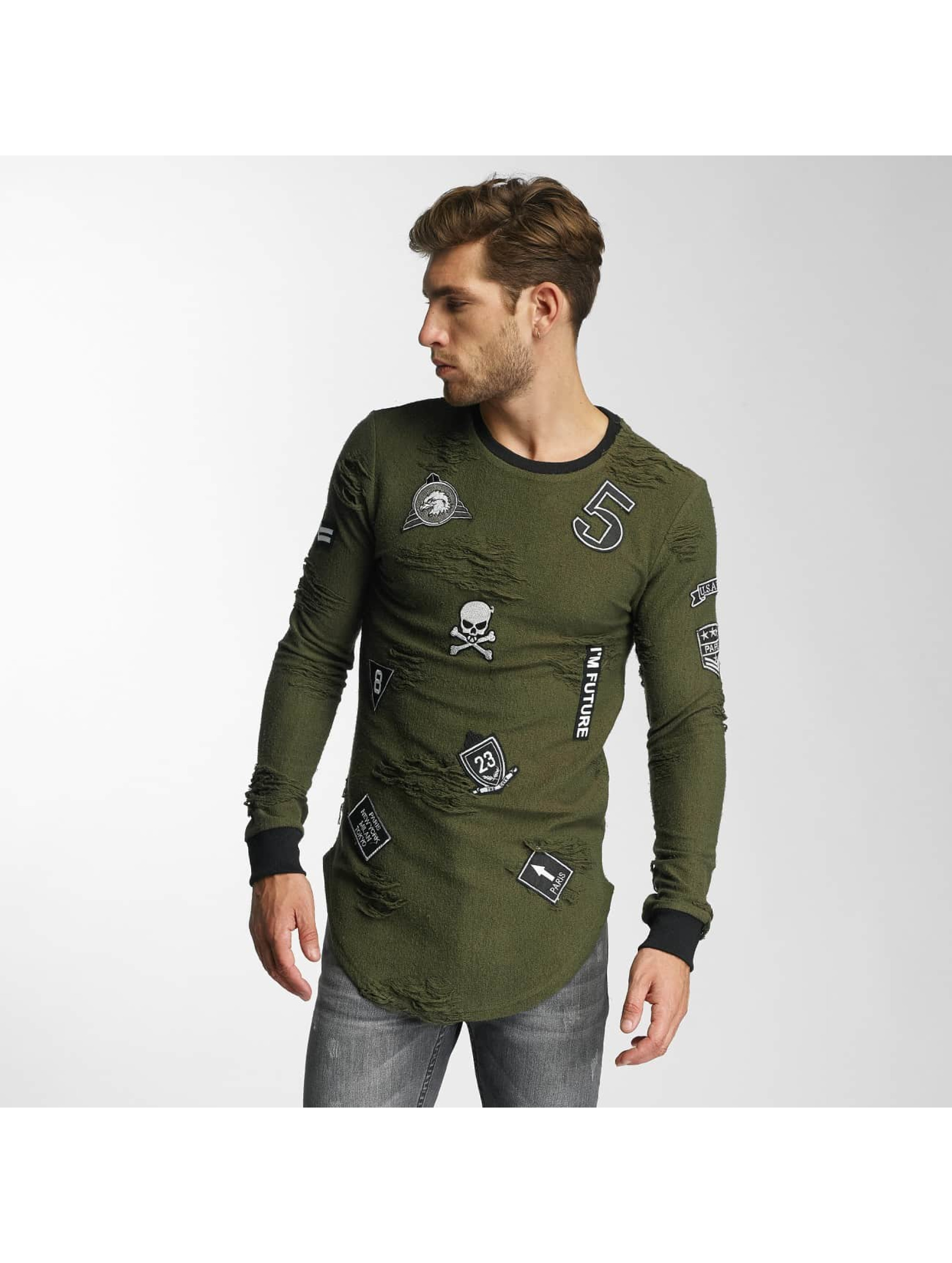 Paris Premium Pullover 5 green