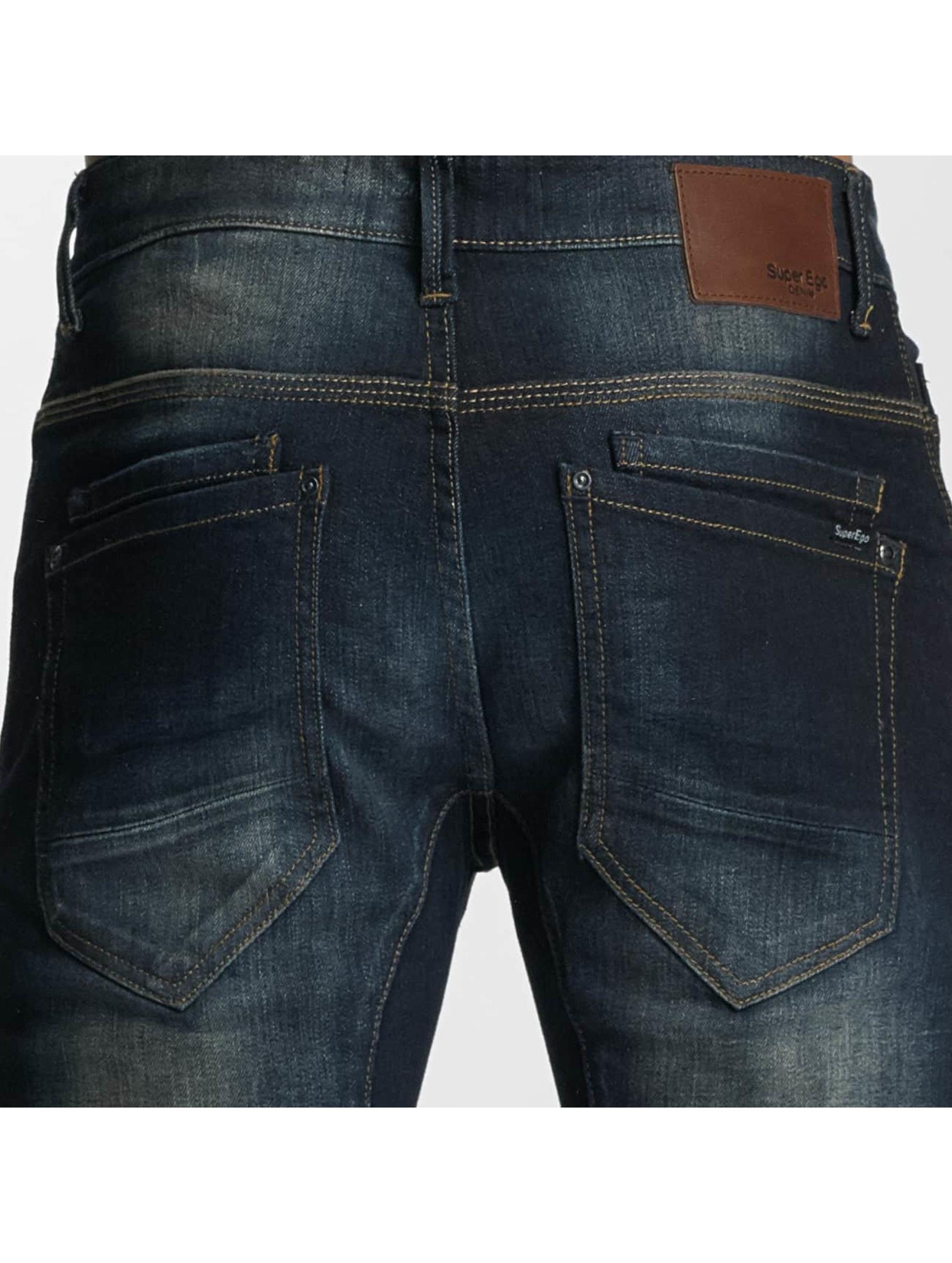 Paris Premium Straight Fit Jeans Azrael blue
