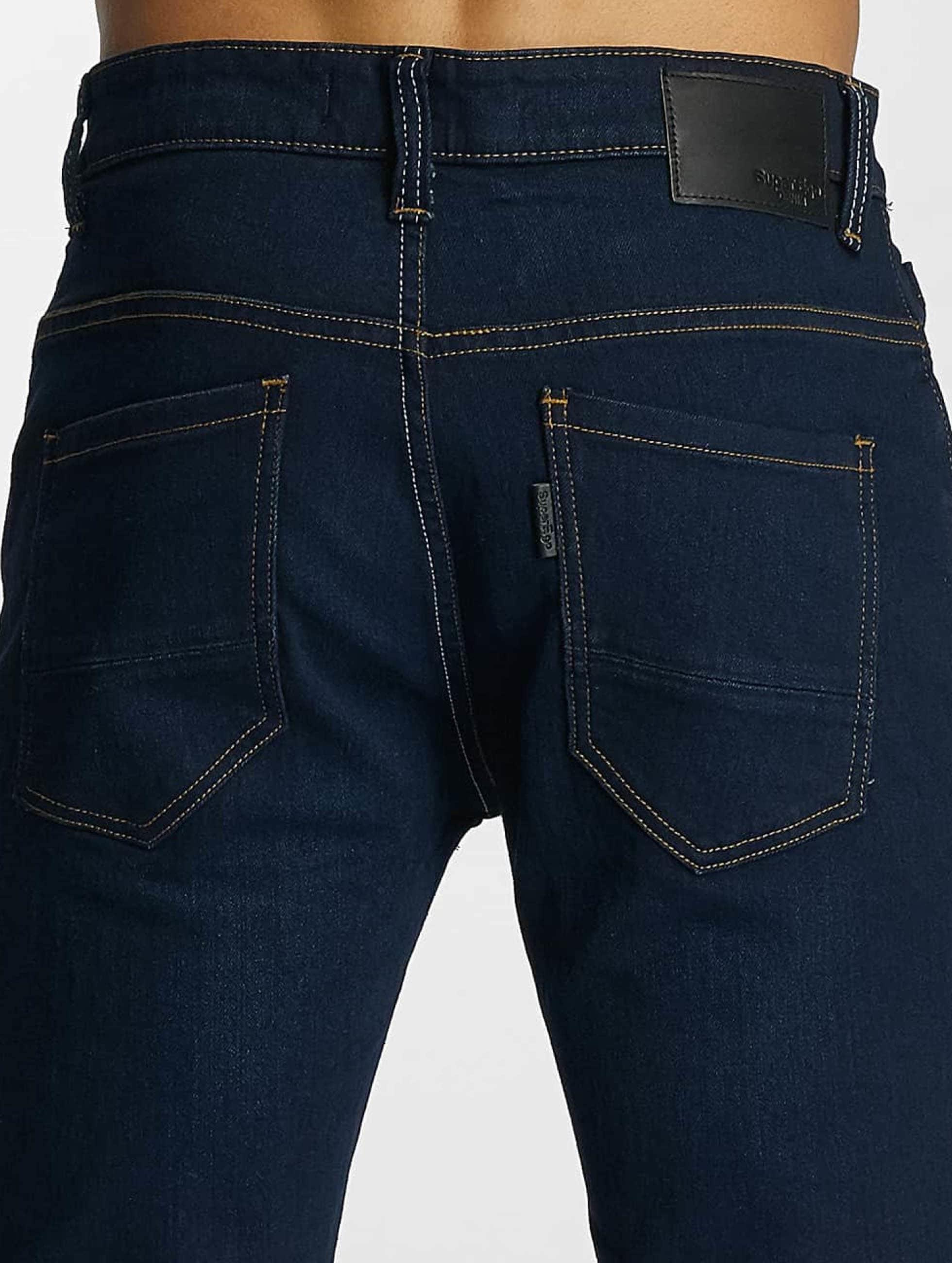 Paris Premium Straight Fit Jeans Till blue