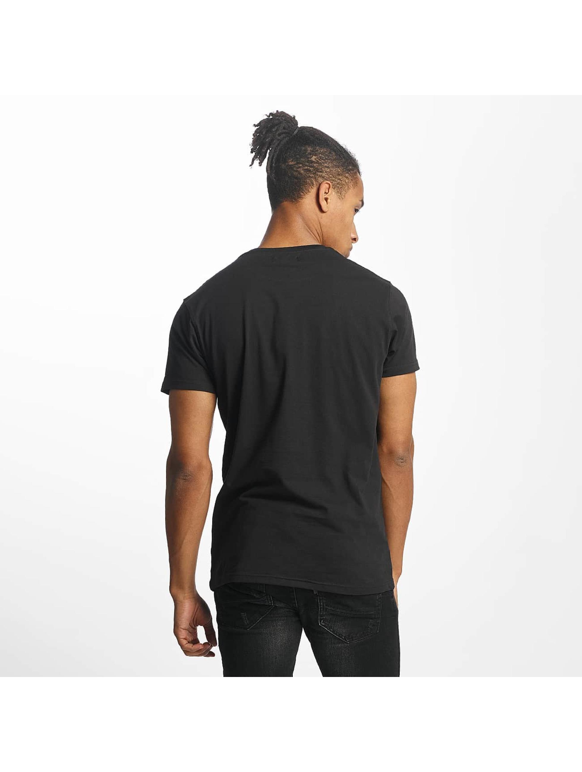 Paris Premium T-Shirt Attitude is everything black