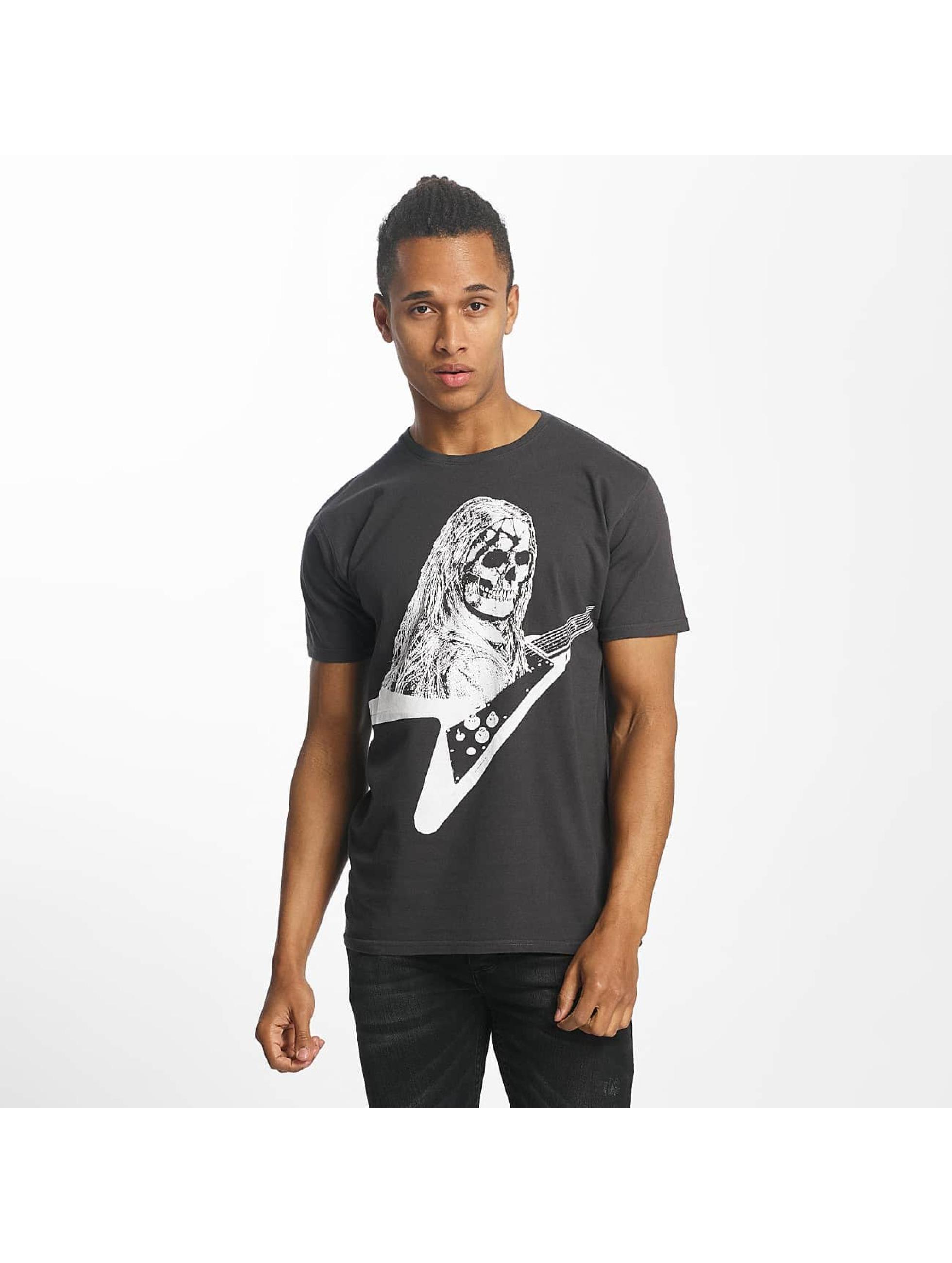 Paris Premium T-Shirt Rockin' Skull black