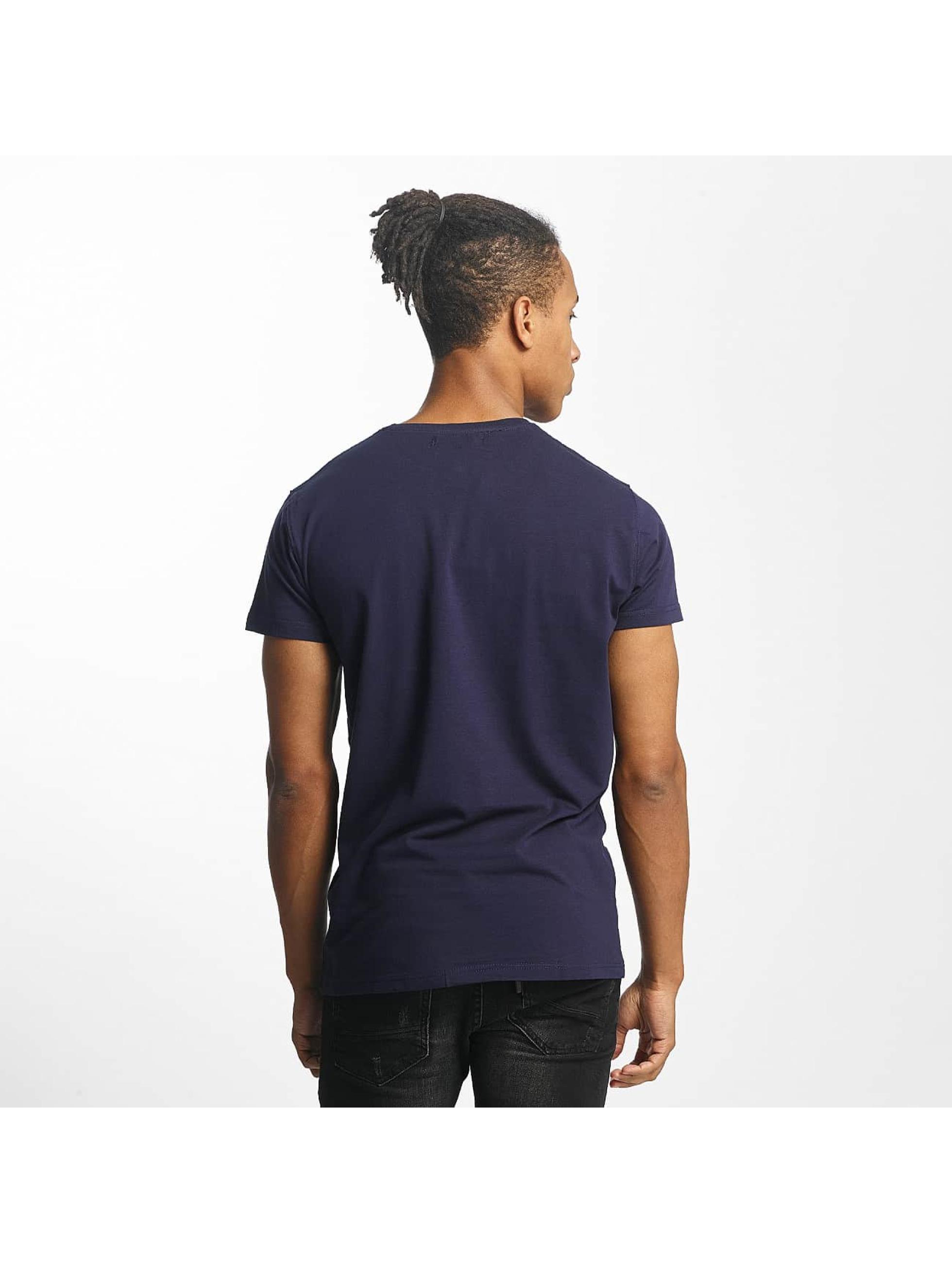 Paris Premium T-Shirt Fuel & Gas blue
