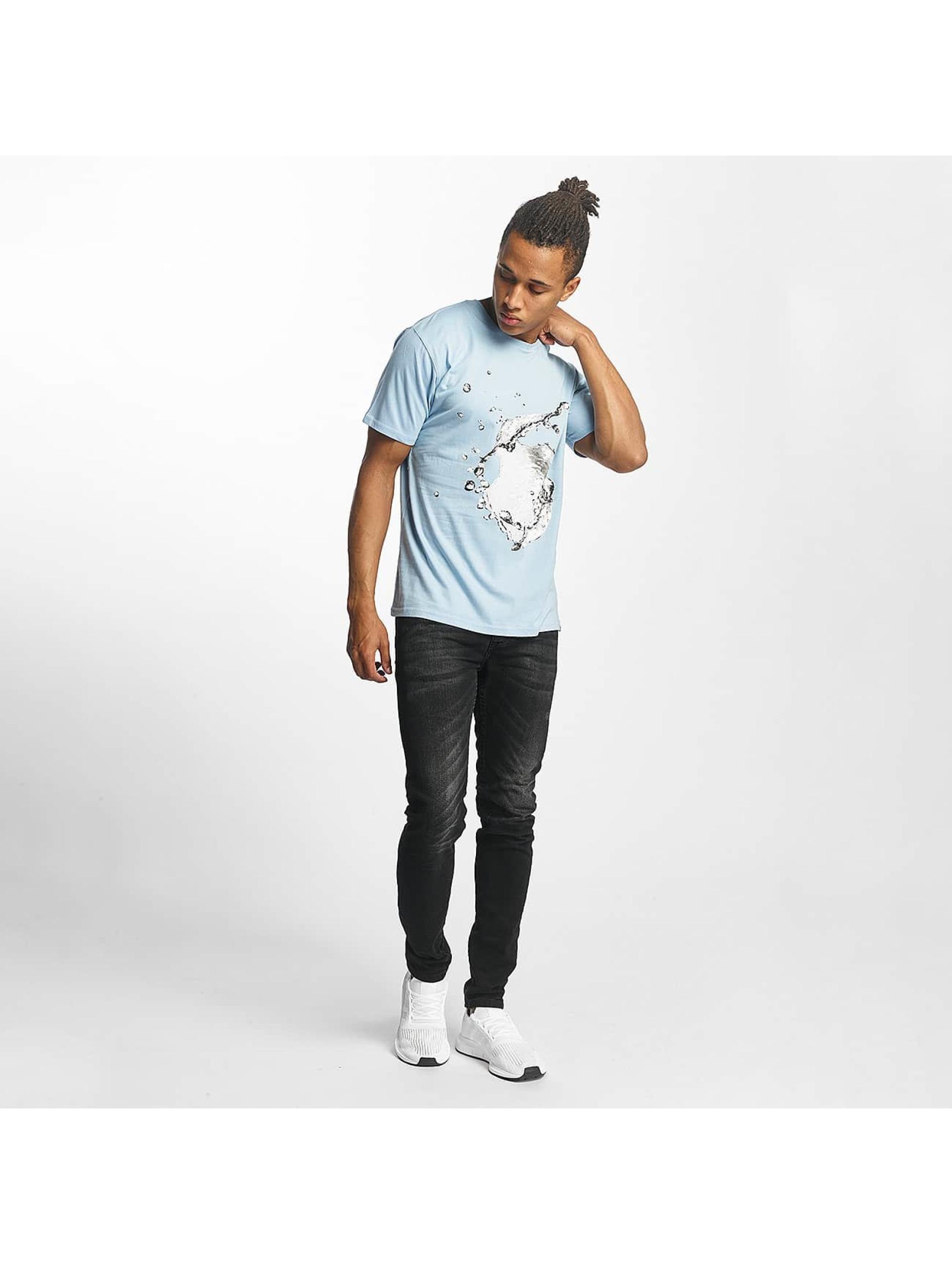 Paris Premium T-Shirt Ewa blue