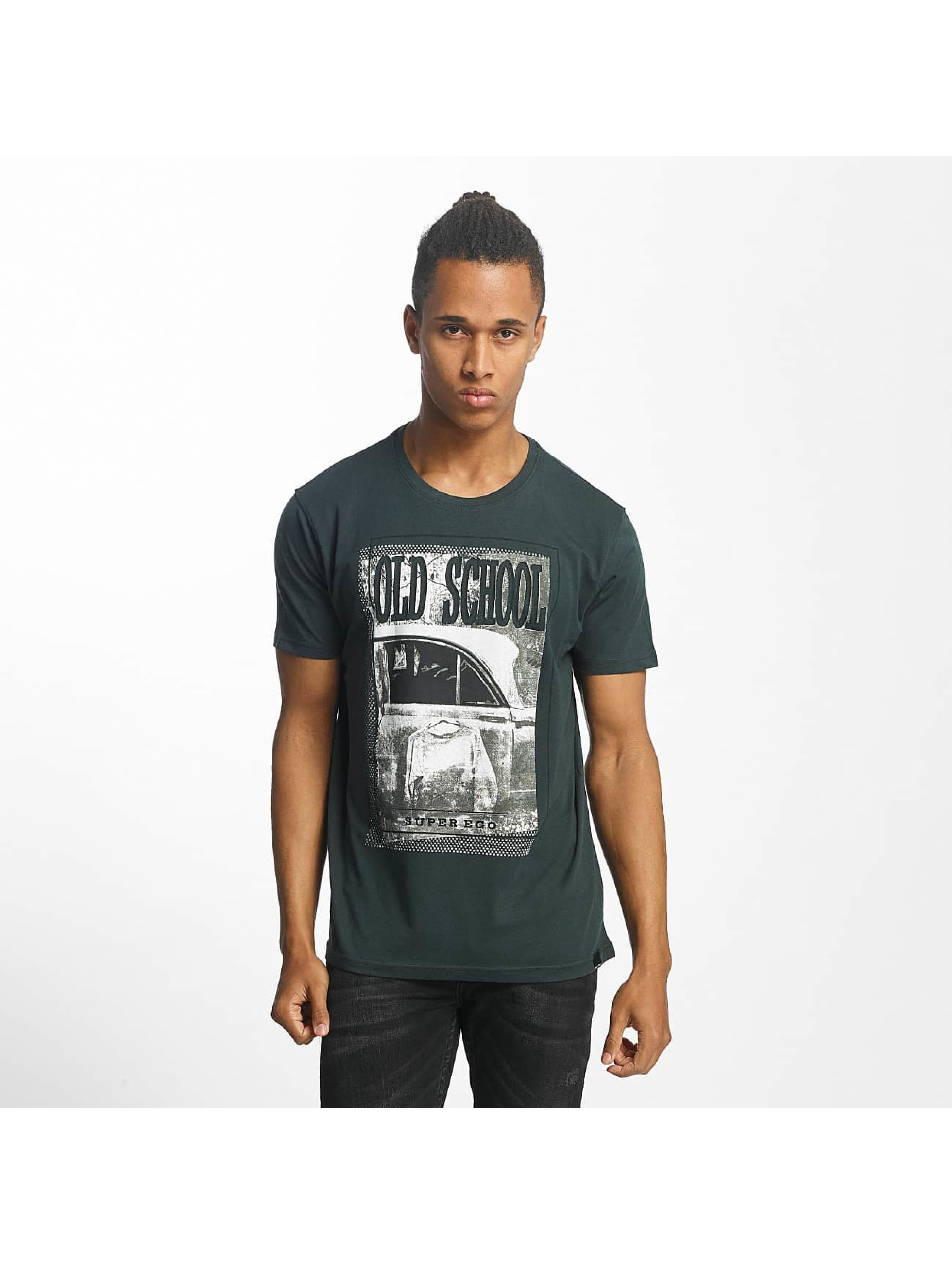 Paris Premium T-Shirt Old School green