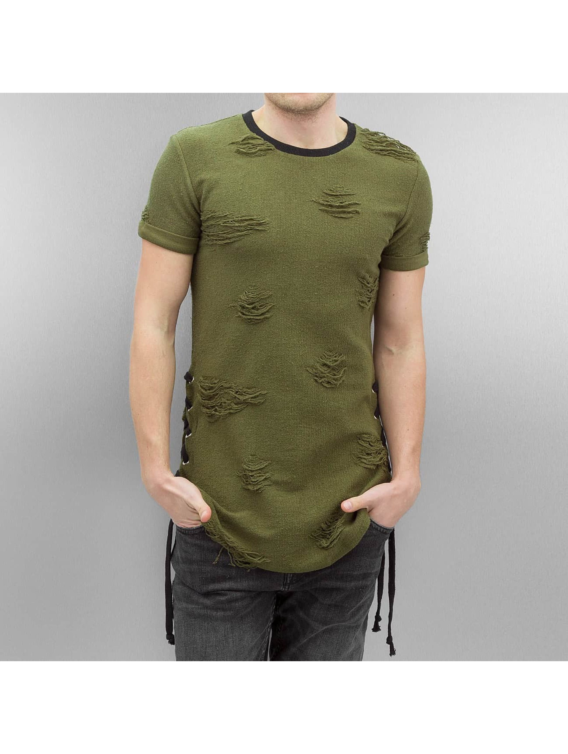 Paris Premium T-Shirt Stockton olive