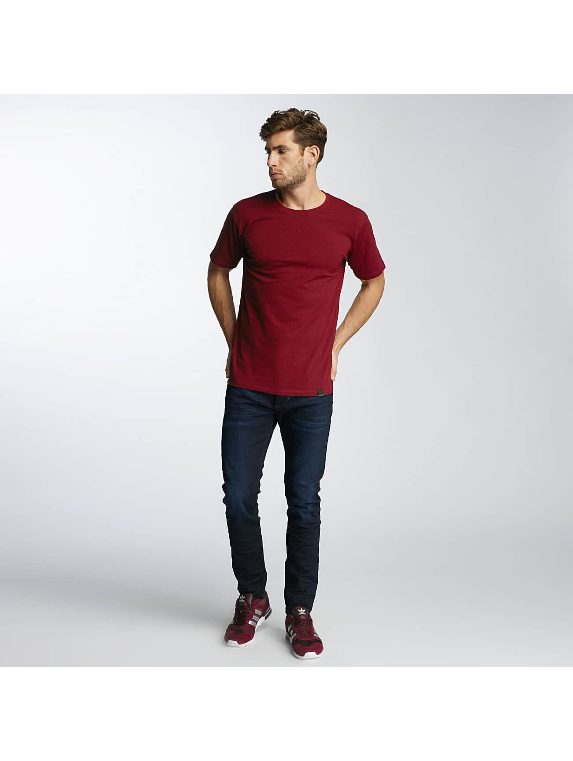 Paris Premium T-Shirt Farm House red