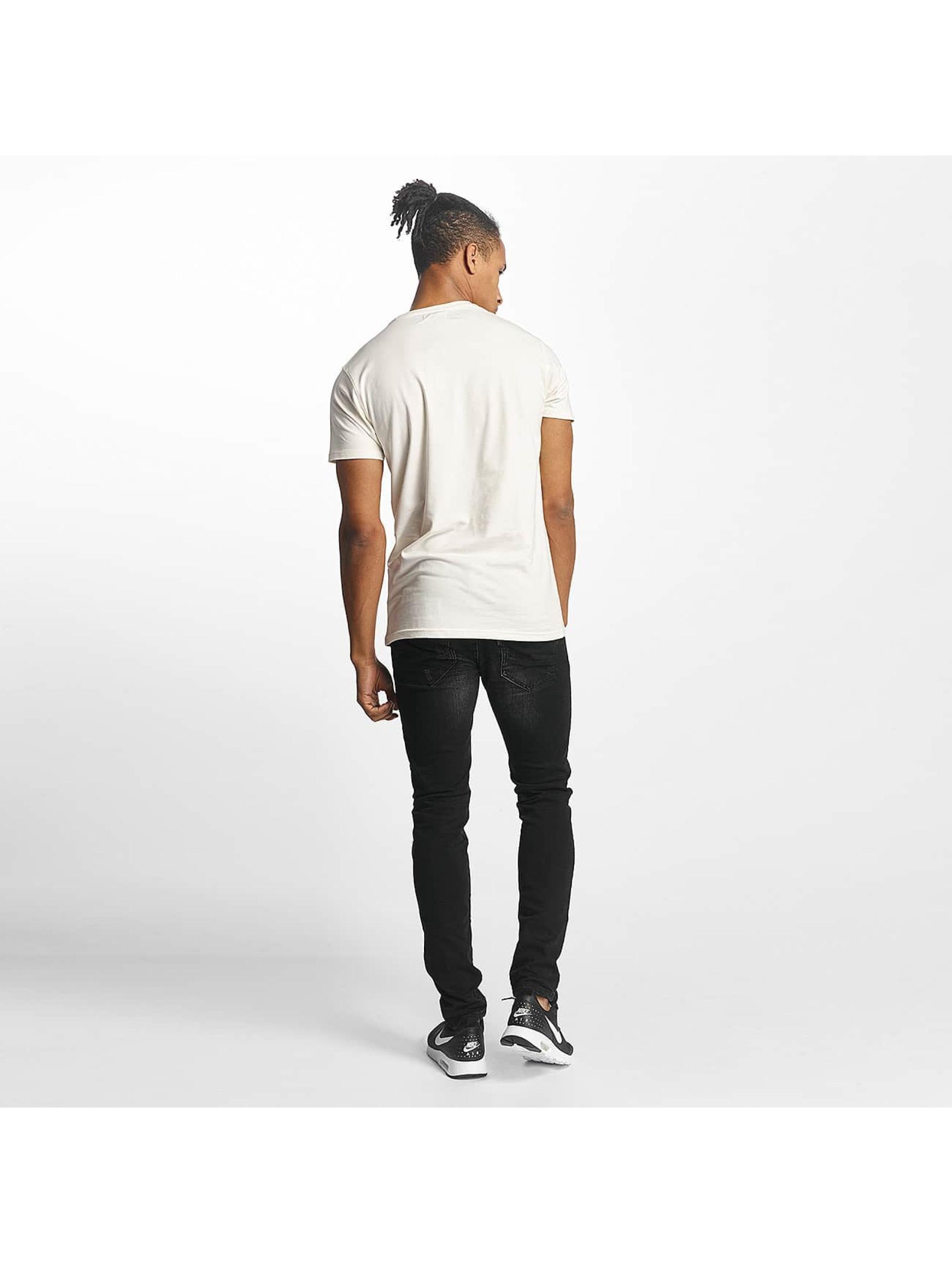 Paris Premium T-Shirt Attitude is everything white