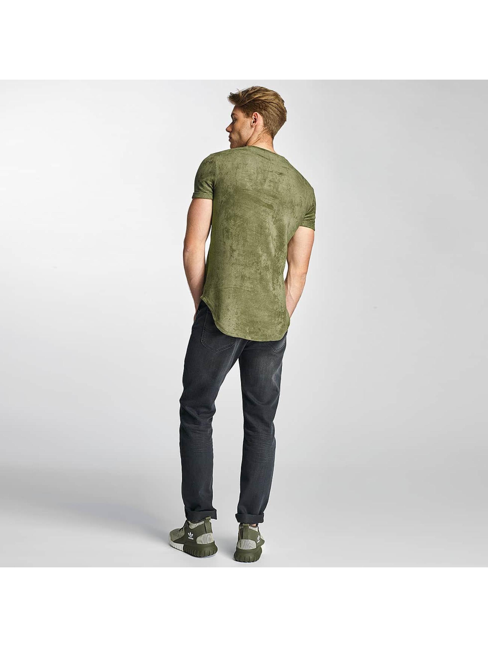 Paris Premium Tall Tees Pero green